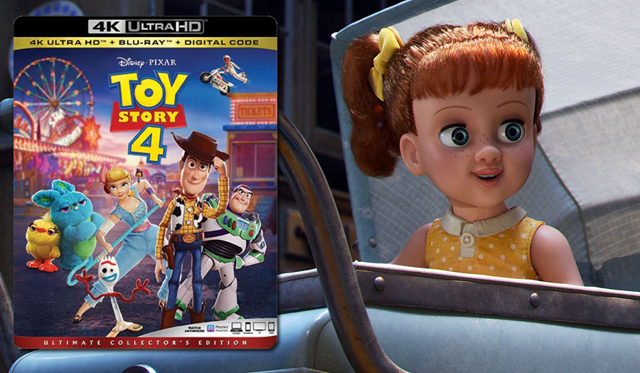 'Toy Story 4' 4k Ultra HD review