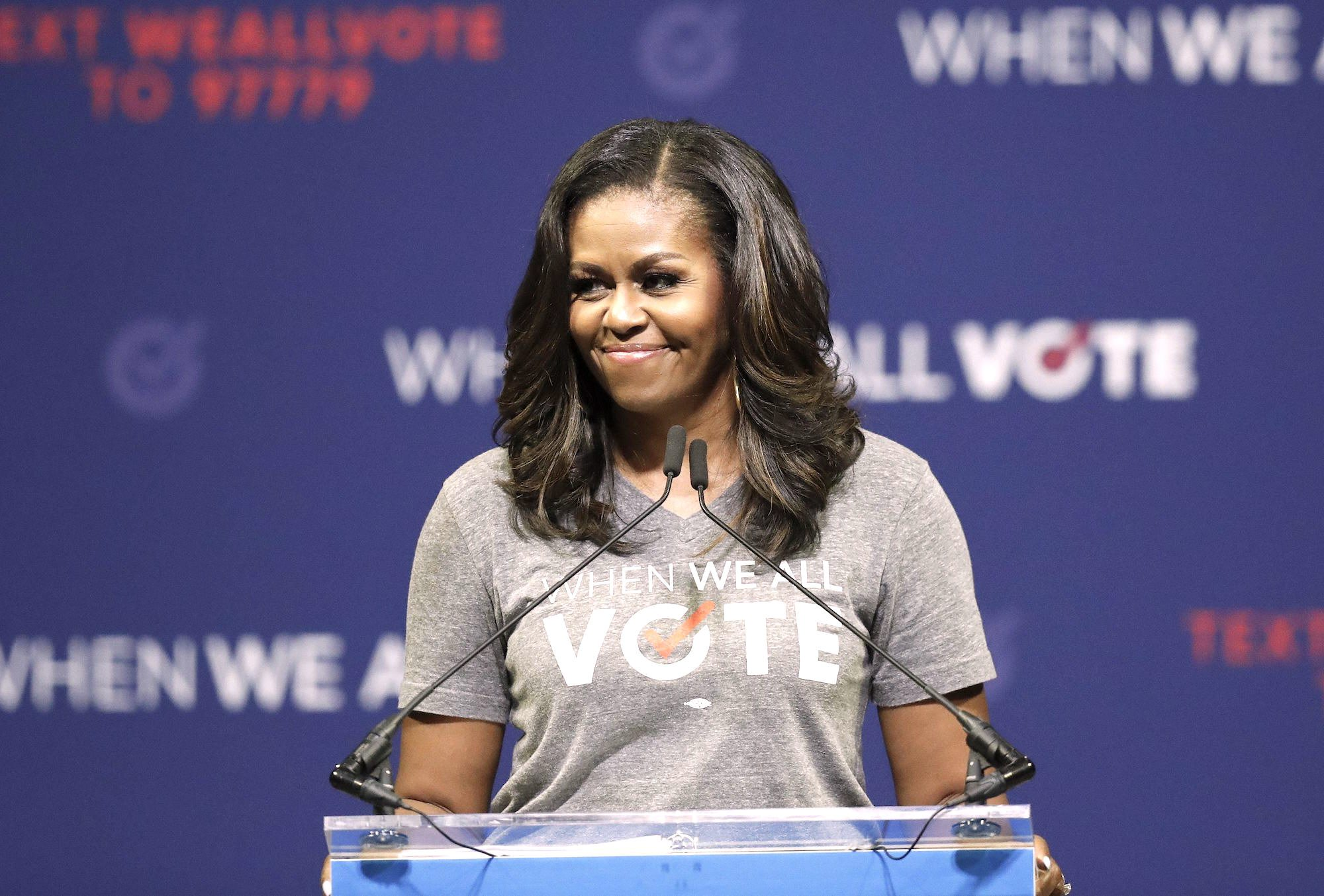 Inside the Beltway: Uh-oh: Michelle Obama would win