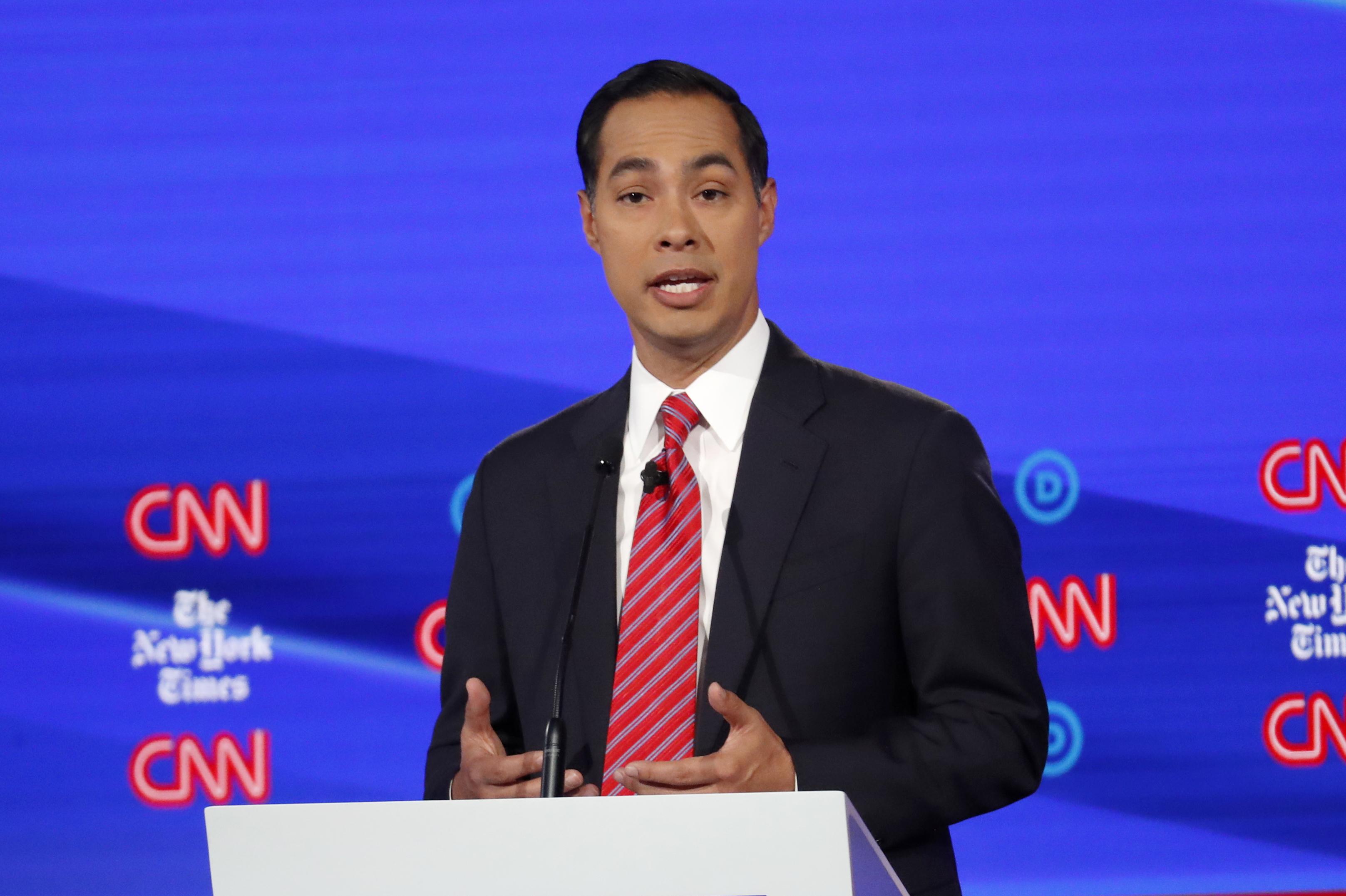 Julian Castro slams CNN for 'significant gaps' in debate questions: 'It's journalistic malpractice'