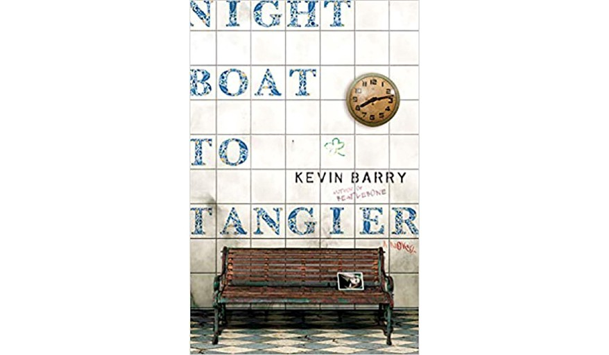 BOOK REVIEW: 'Night Boat to Tangier'