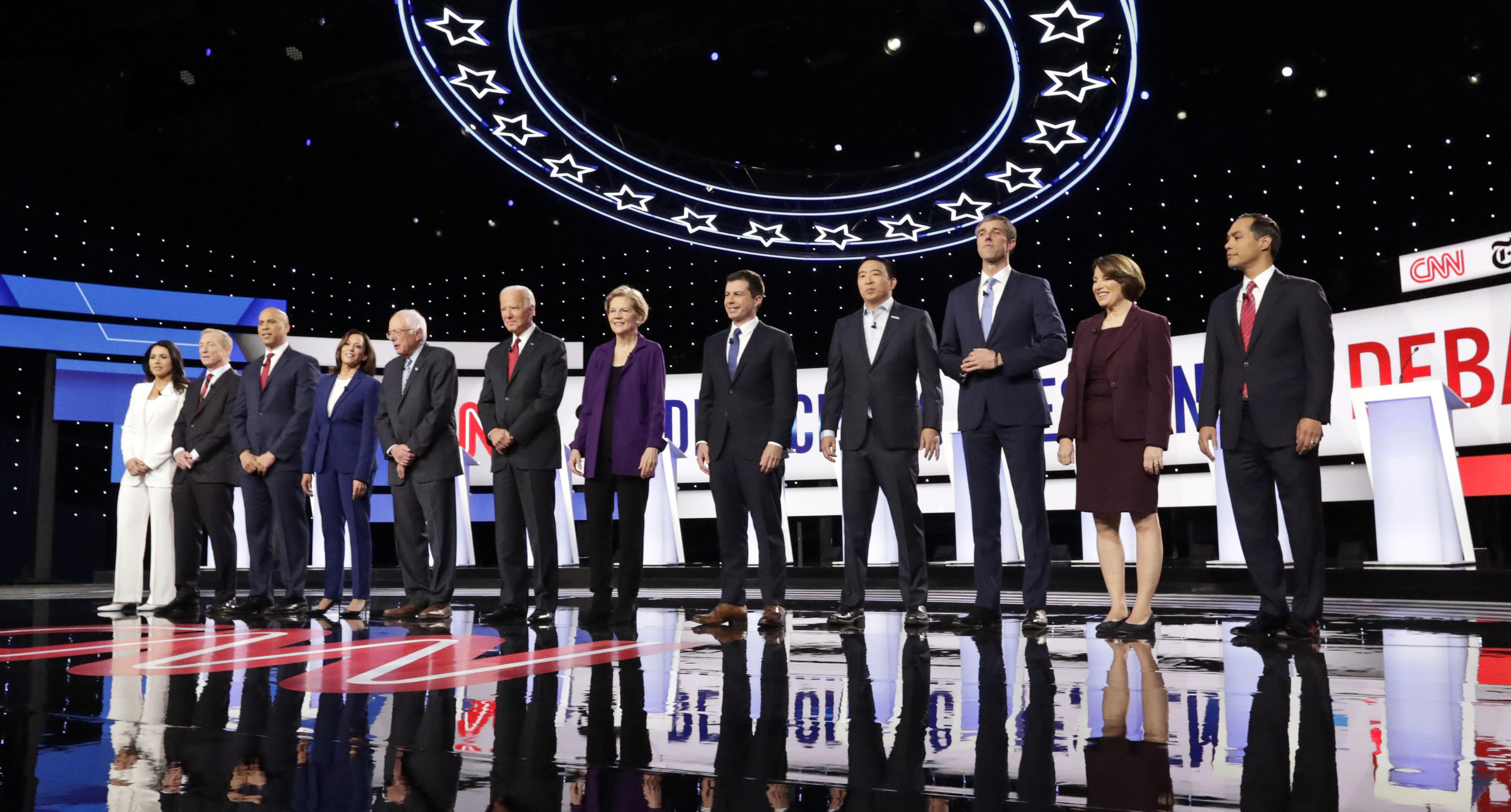 The Democratic debates and the radical abortion lobby