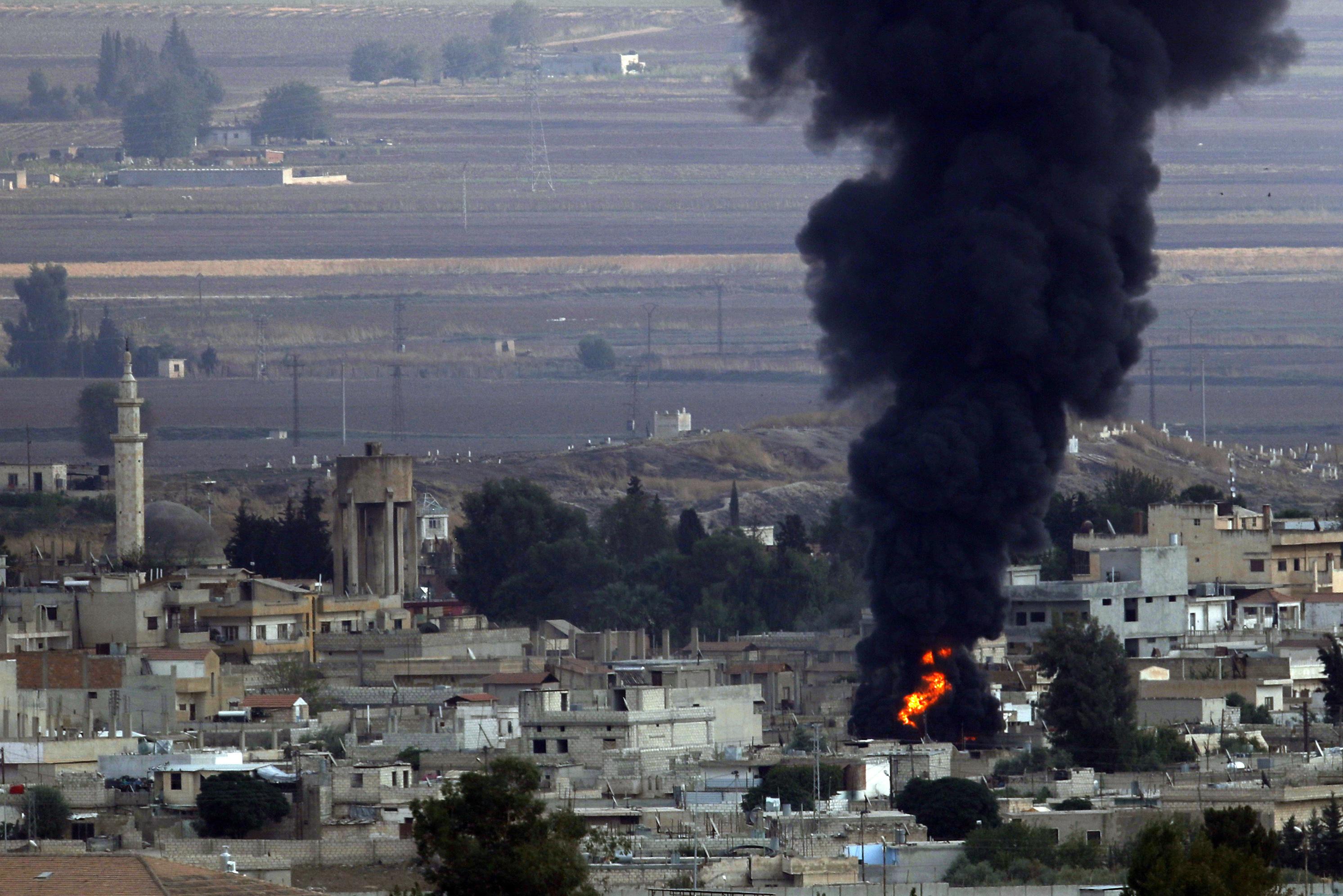 Turkey's NATO status complicates U.S. response to Erdogan's incursion in Syria