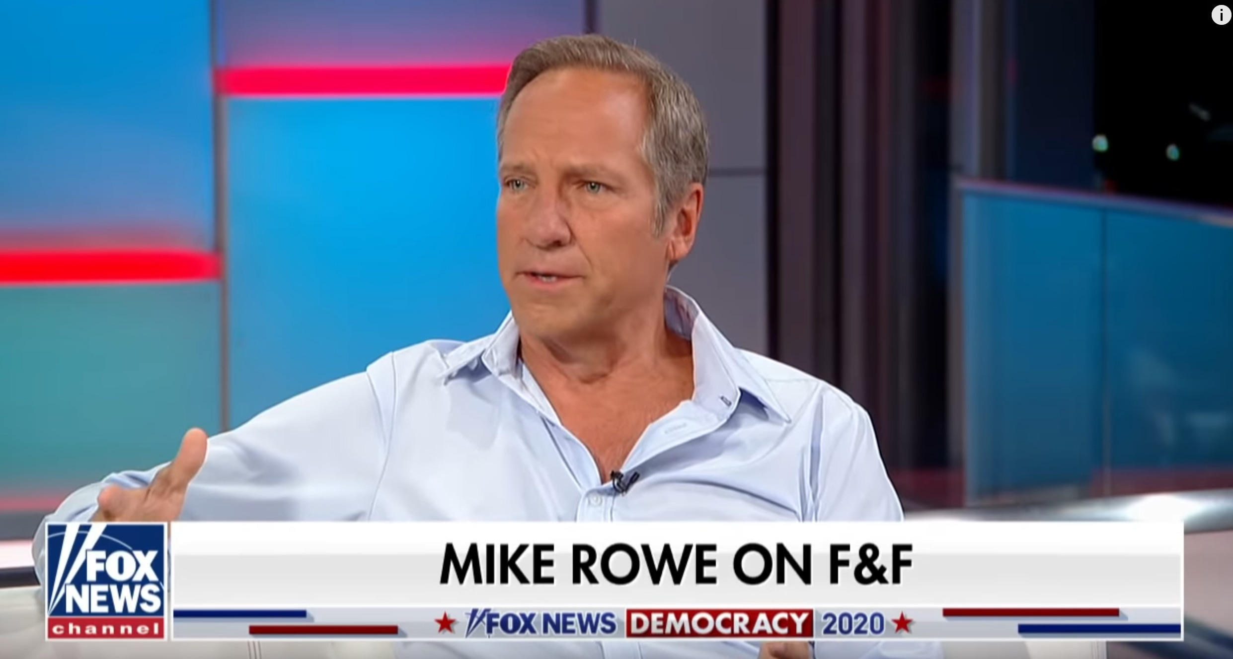 Mike Rowe: Dem debate was millionaires 'arguing over who hates the millionaires the most'