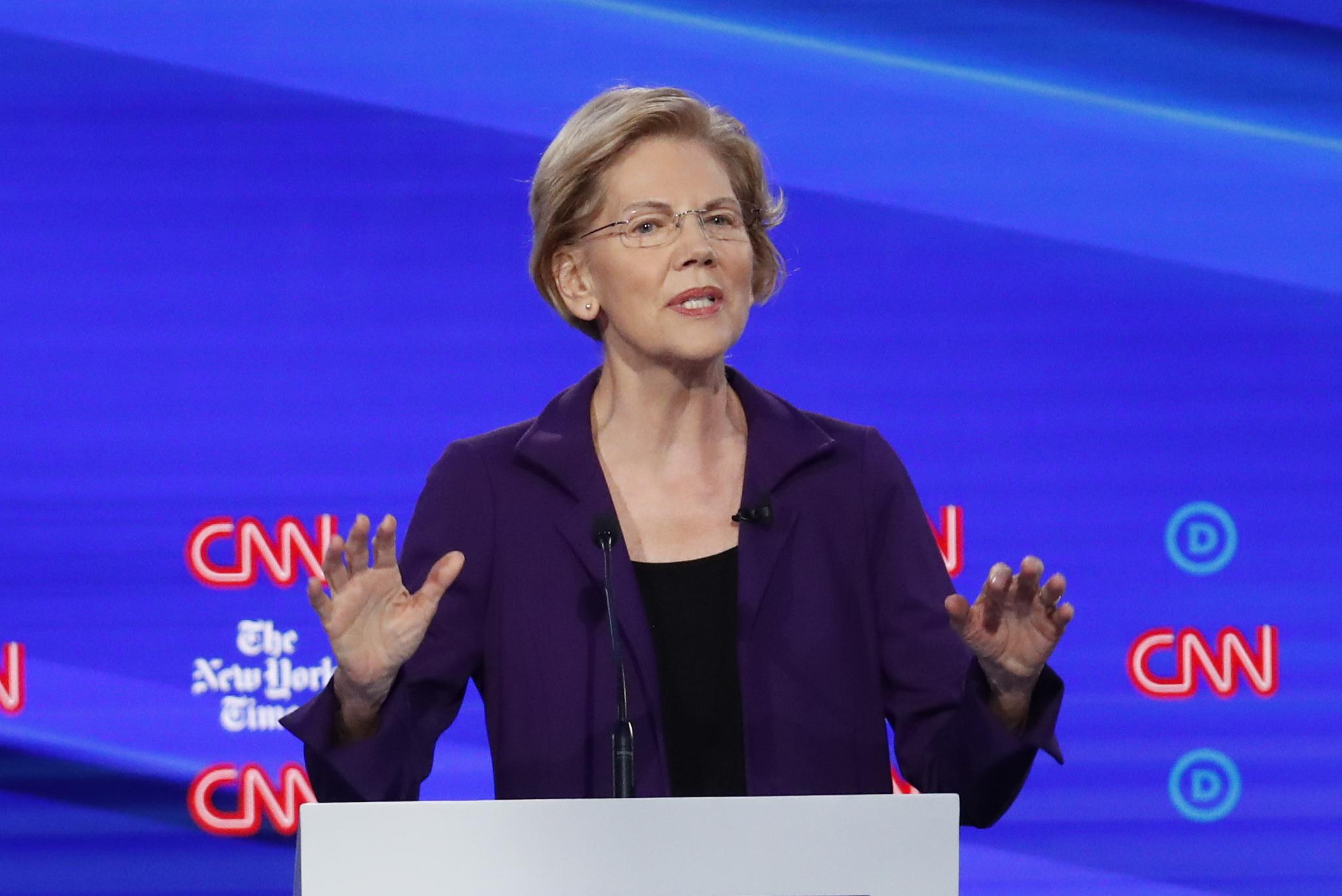 Elizabeth Warren's DNA test video on Native American 'pedigree' deleted from her Twitter feed