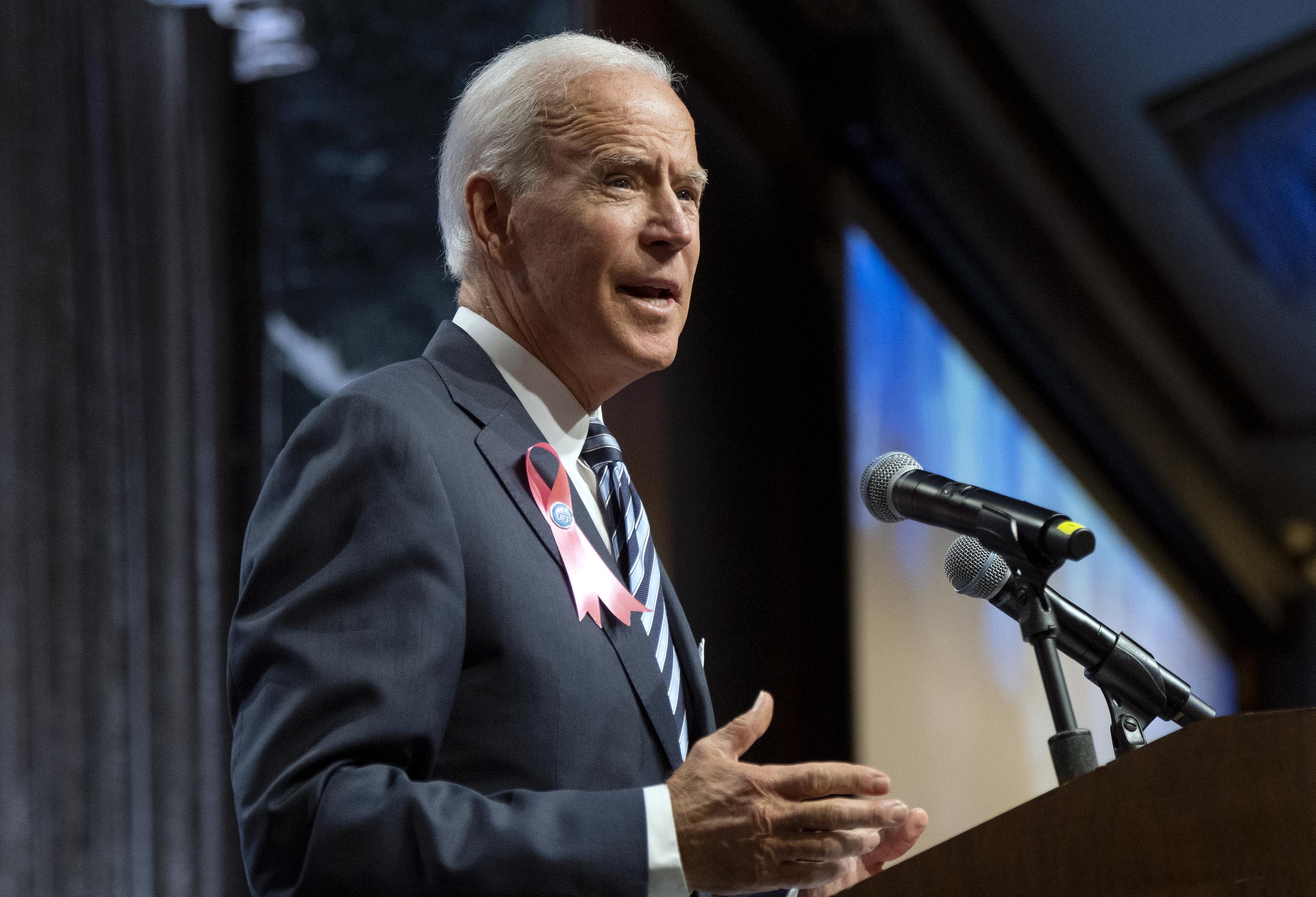 Joe Biden leads 2020 Democratic presidential field in post-debate poll
