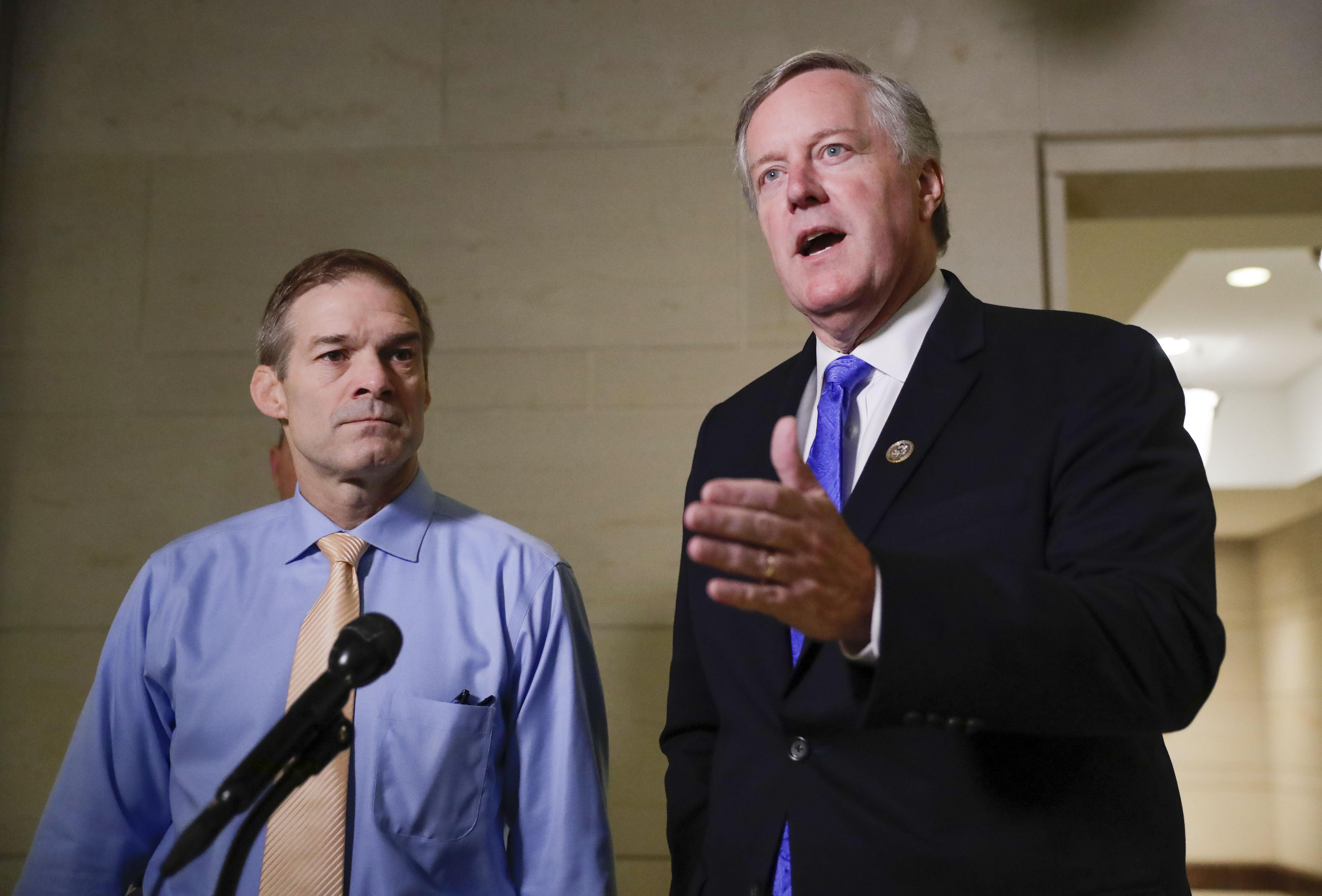 Jordan, Meadows demand to know why Obama DOJ official was appointed by