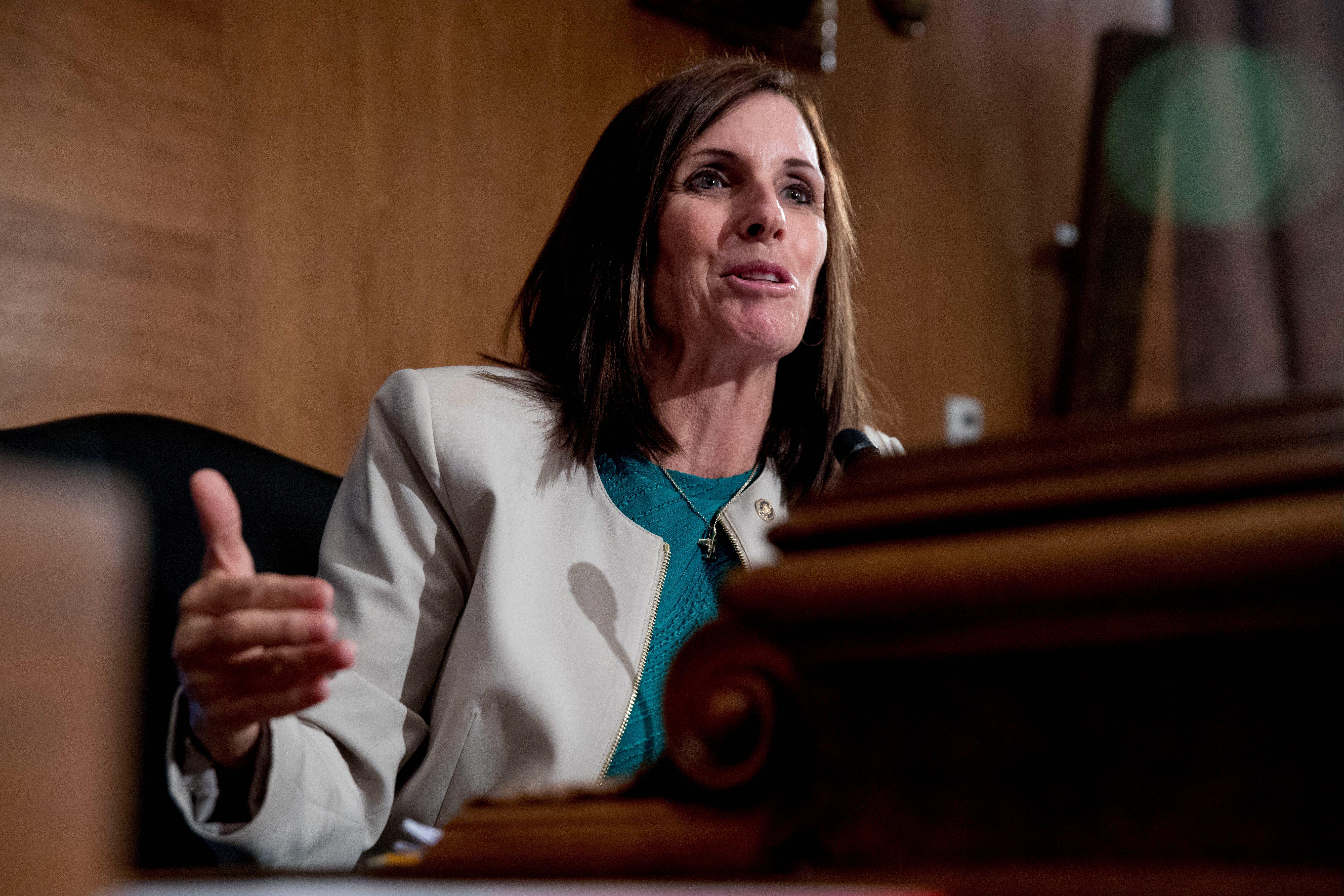 Martha McSally, other veterans detail scams targeting veterans at Senate hearing