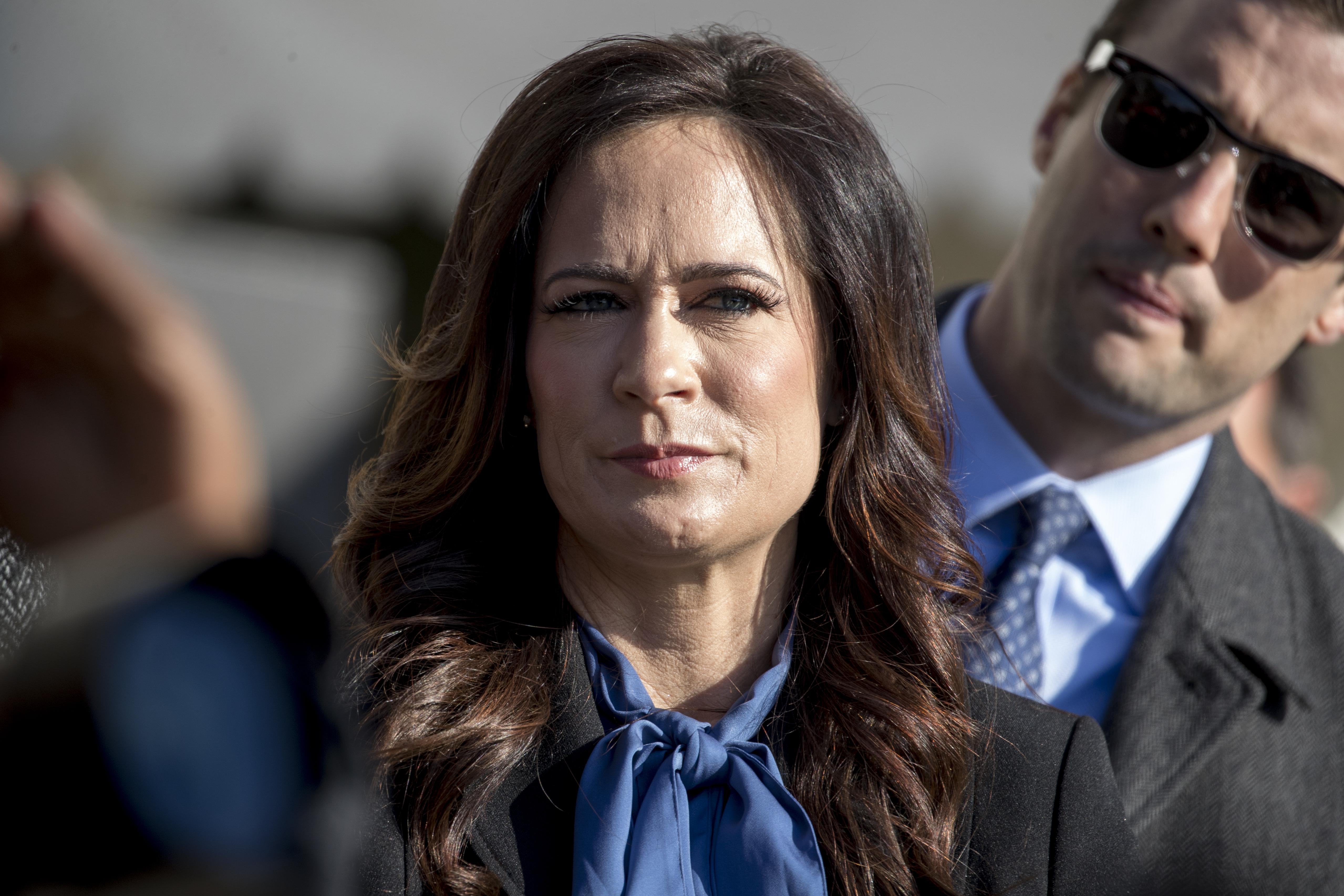 Stephanie Grisham: Adam Schiff having 'mental issue,' is 'obsessed' with Trump