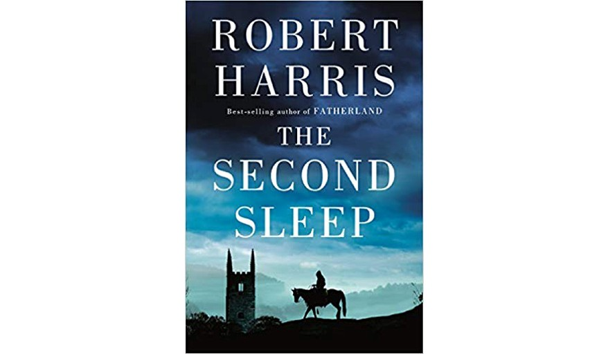 BOOK REVIEW: 'The Second Sleep'