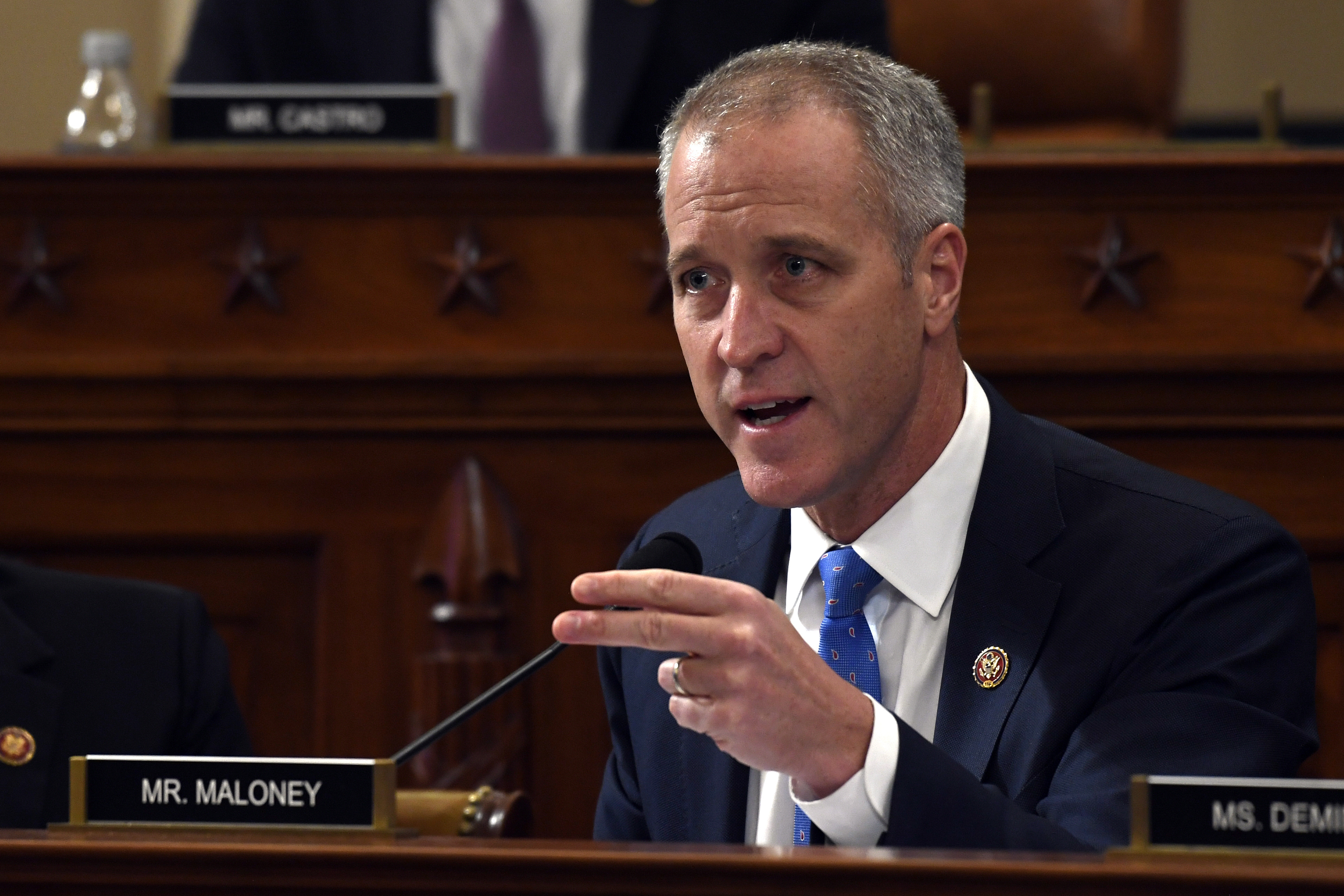 Rep. Sean Patrick Maloney: Trump solicited a 'bribe' from Ukraine