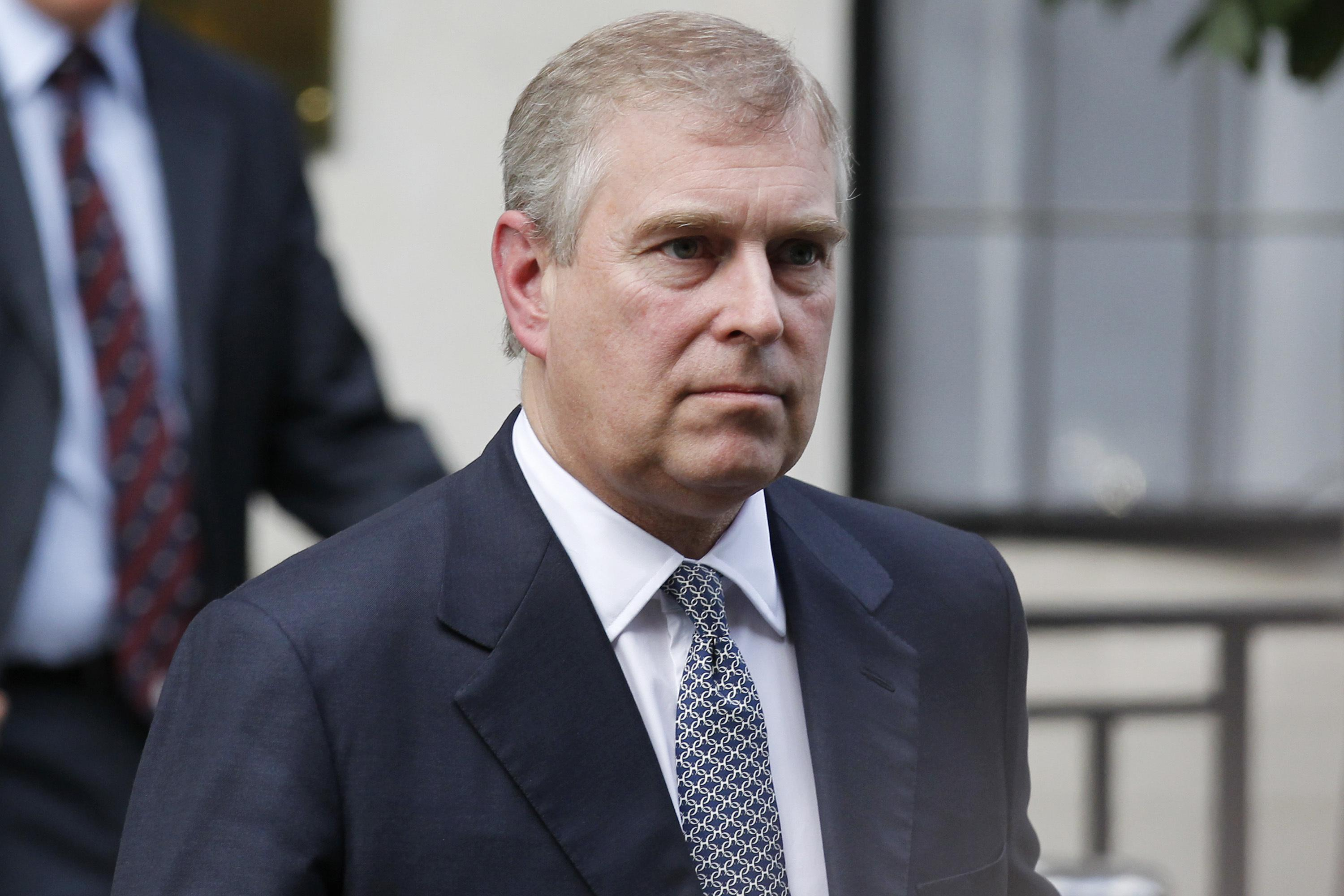 Prince Andrew: Staying at convicted sex-offender Epstein's mansion was 'wrong thing to do'