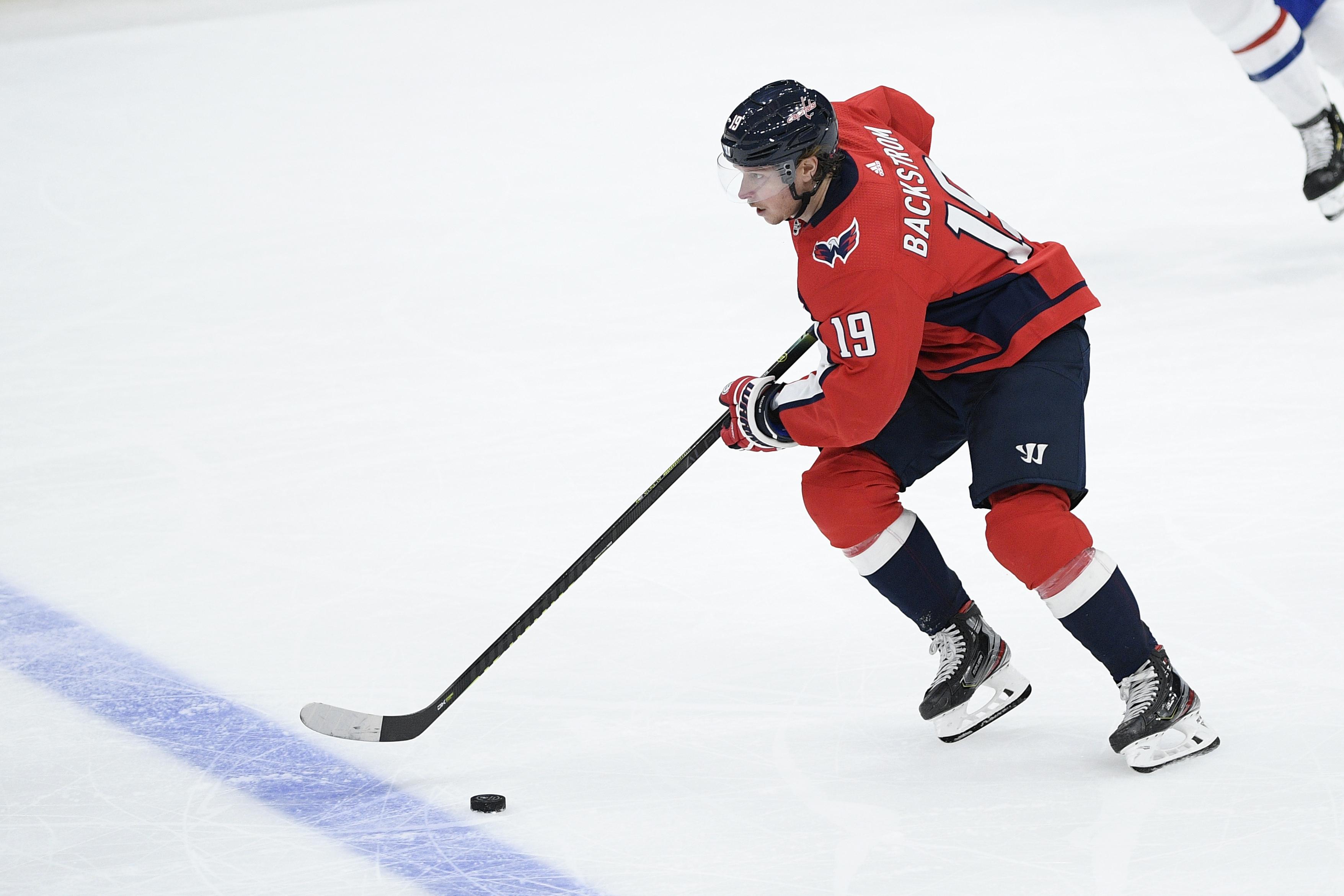 Nicklas Backstrom out vs. Rangers; Capitals do salary-cap gymnastics with four call-ups