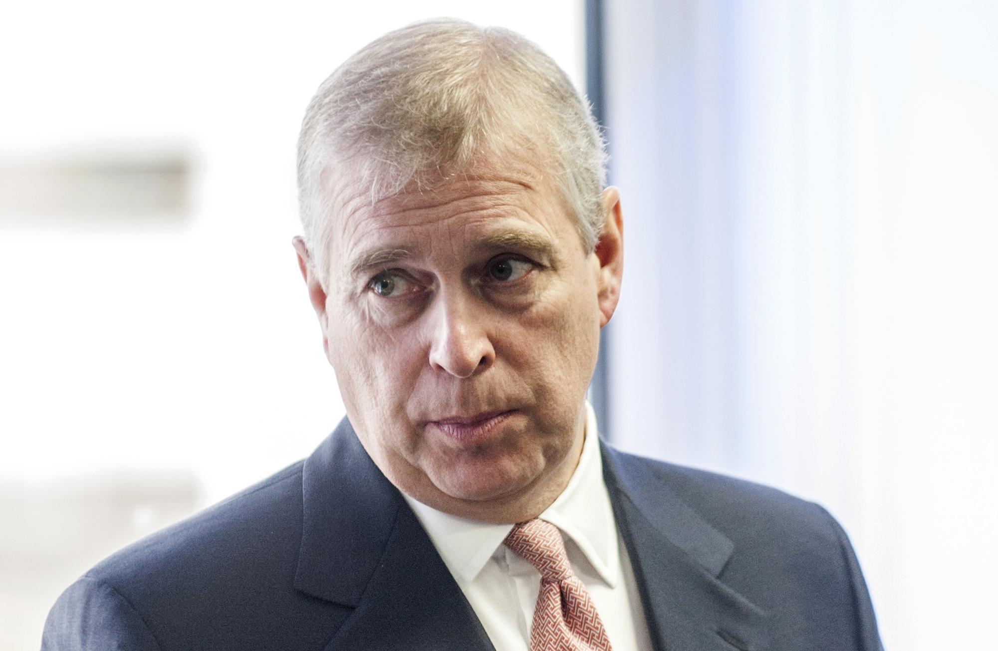 Prince Andrew steps away from public duties amid Jeffrey Epstein flap