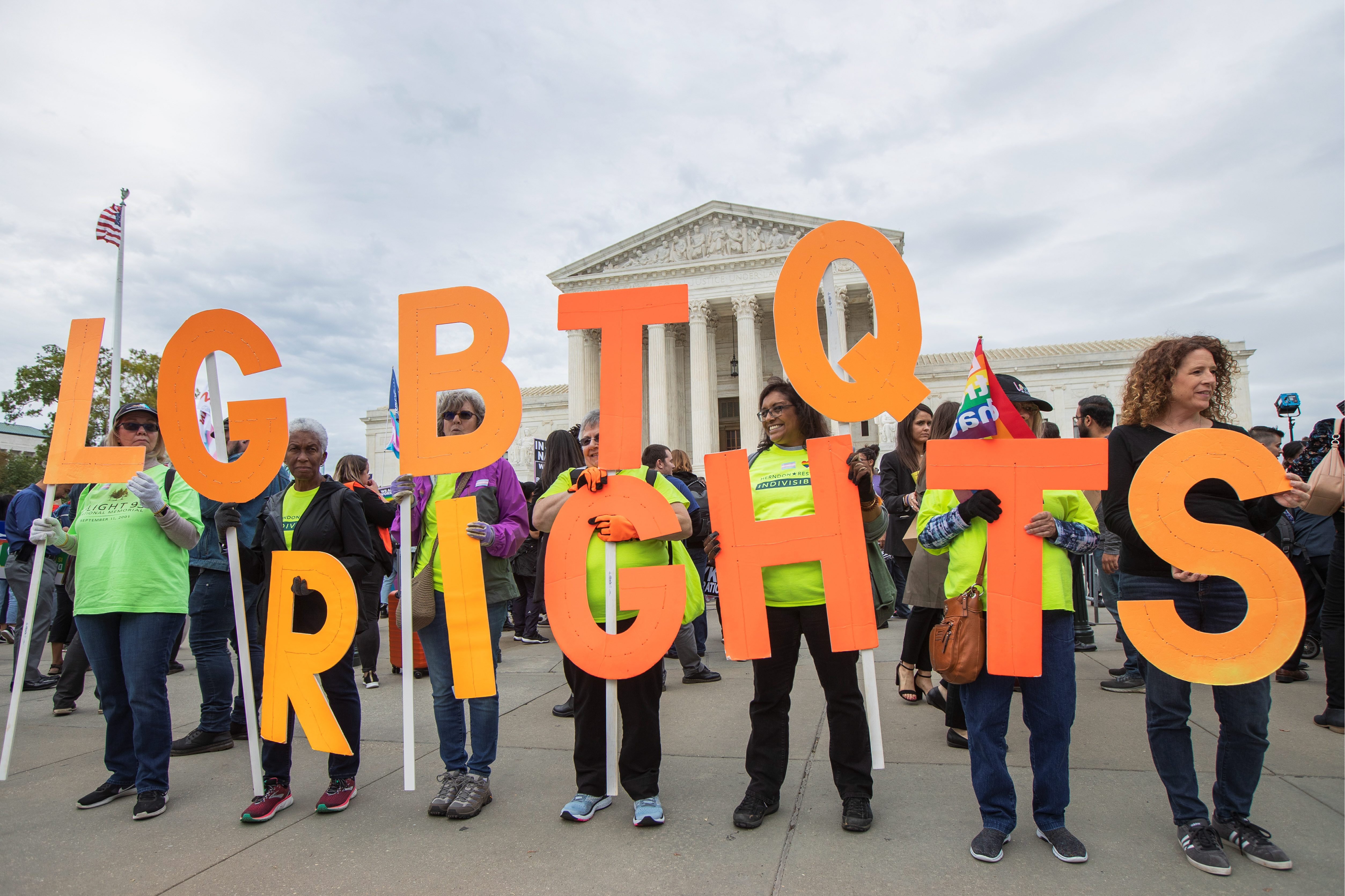 More cities enacting LGBTQ protections, Human Rights Campaign study fi