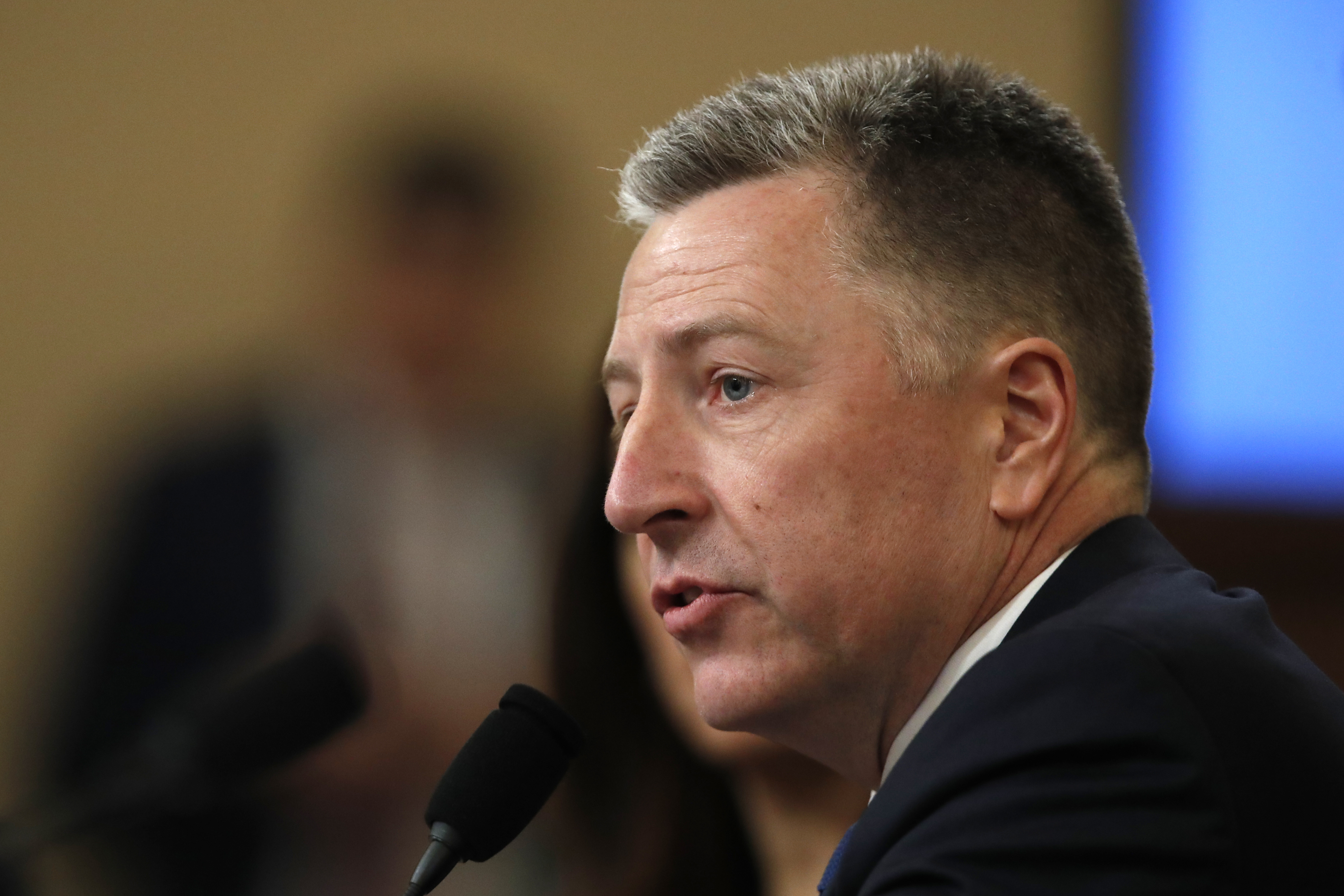 Volker would have objected to investigations if he knew administration