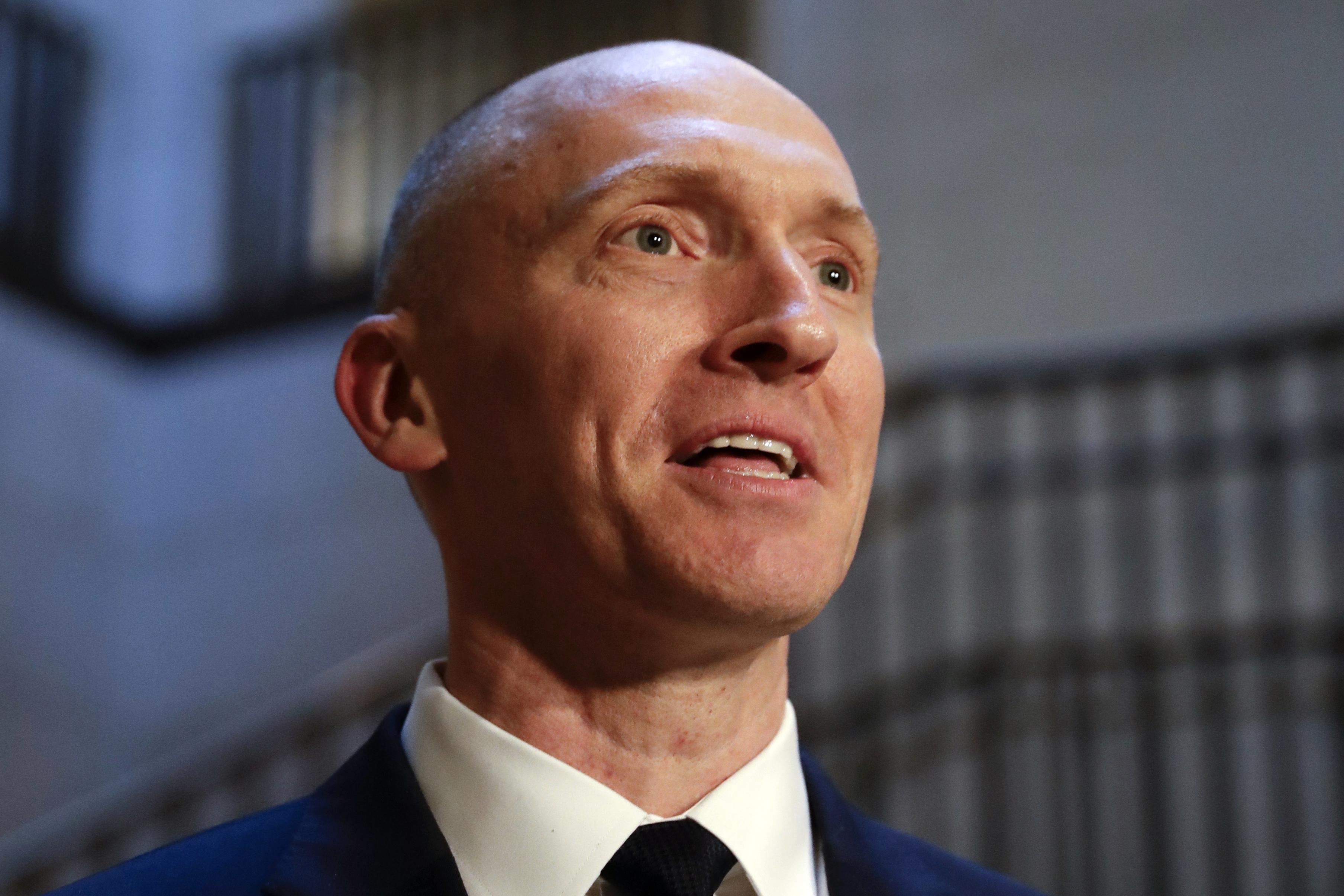 Two of the Carter Page FISA warrants were 'not valid,' DOJ says