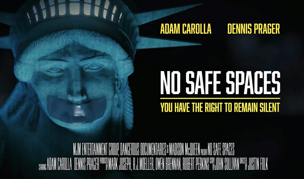 Victory: 'No Safe Spaces' heads to major markets