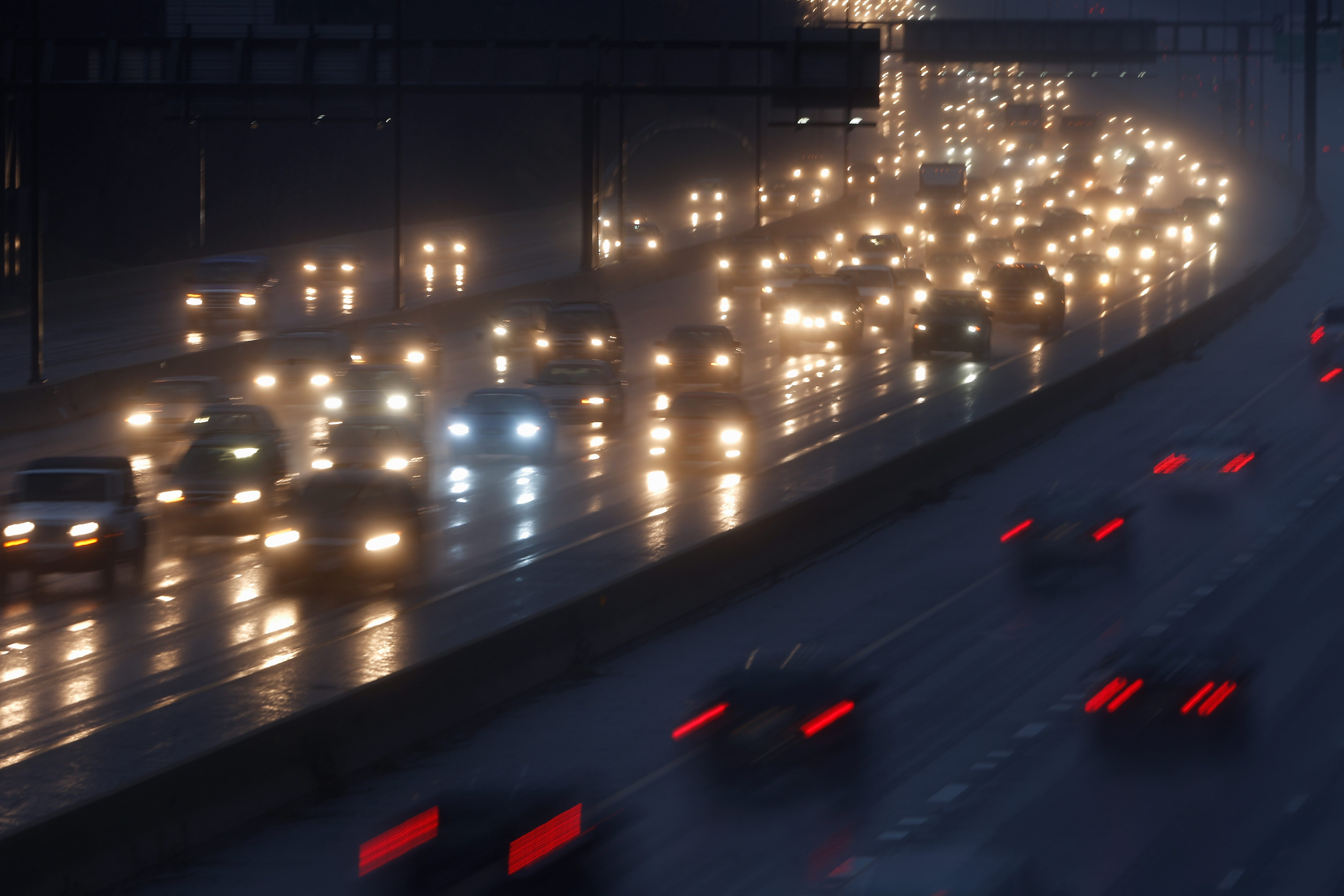 Larry Hogan Maryland I-270 widening plan with toll lanes stalled ...