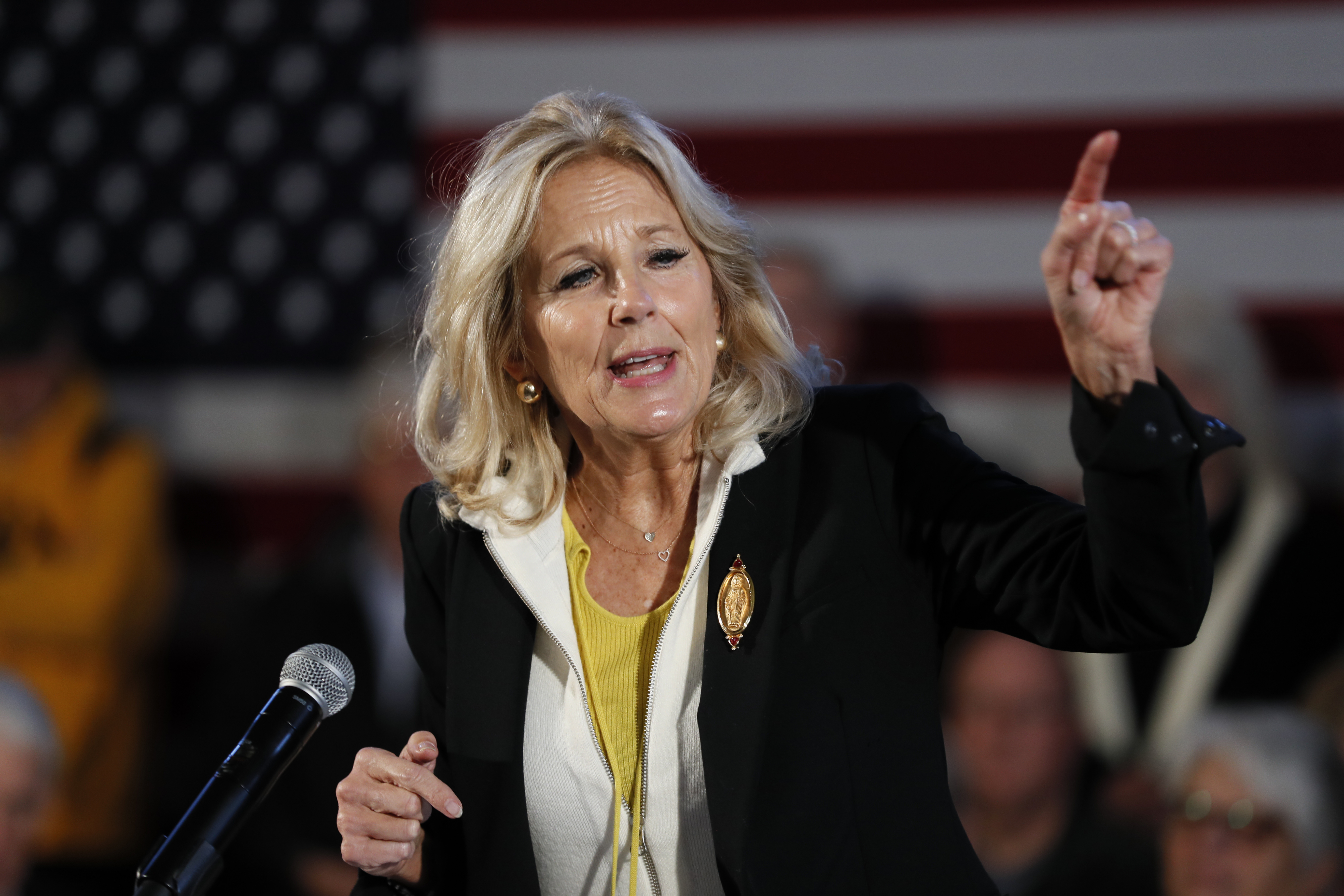 'Hunter did nothing wrong': Jill Biden defends son's 'character'