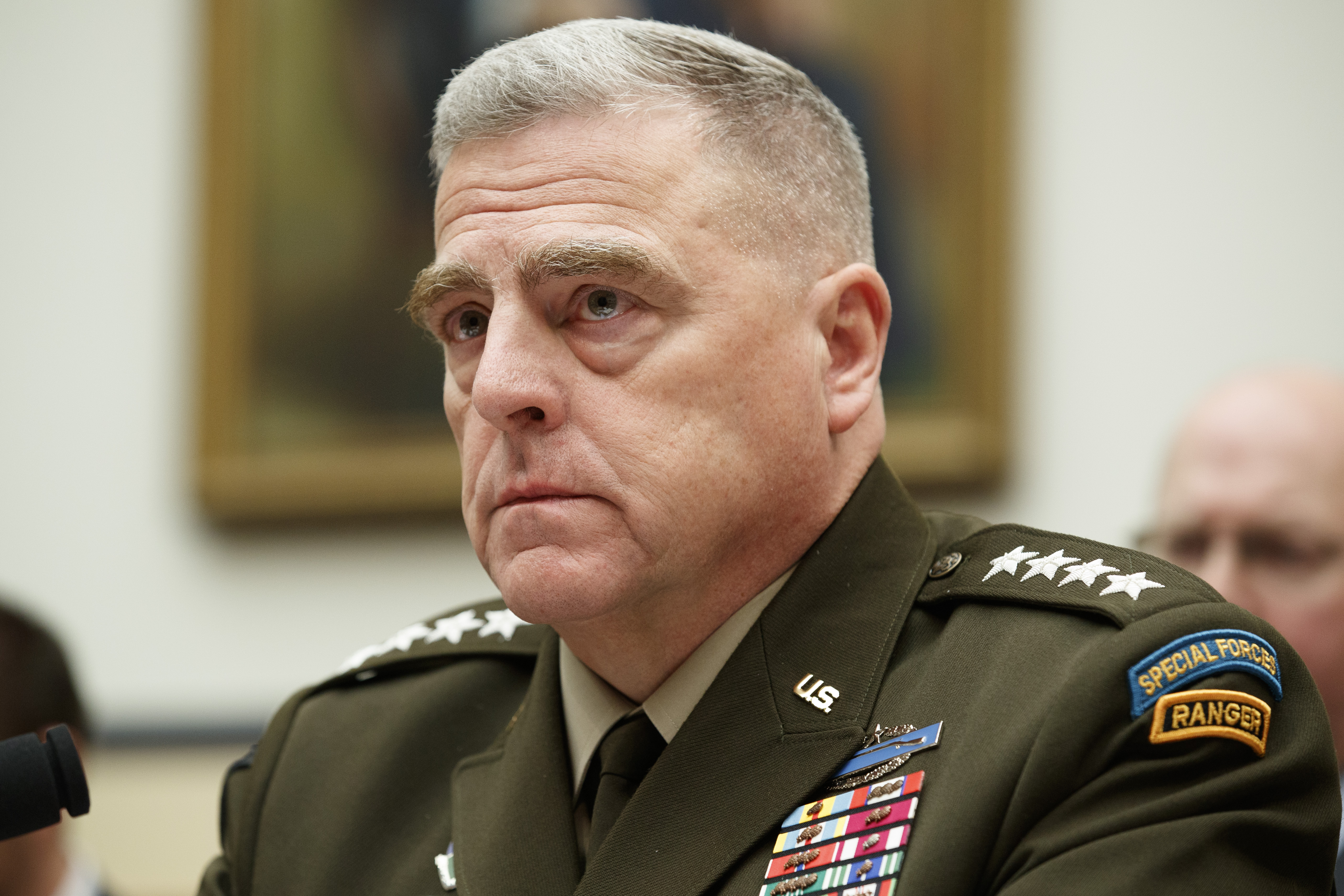 Top U.S. general says Trump's pardons won't hurt military: 'We will not turn into a gang'
