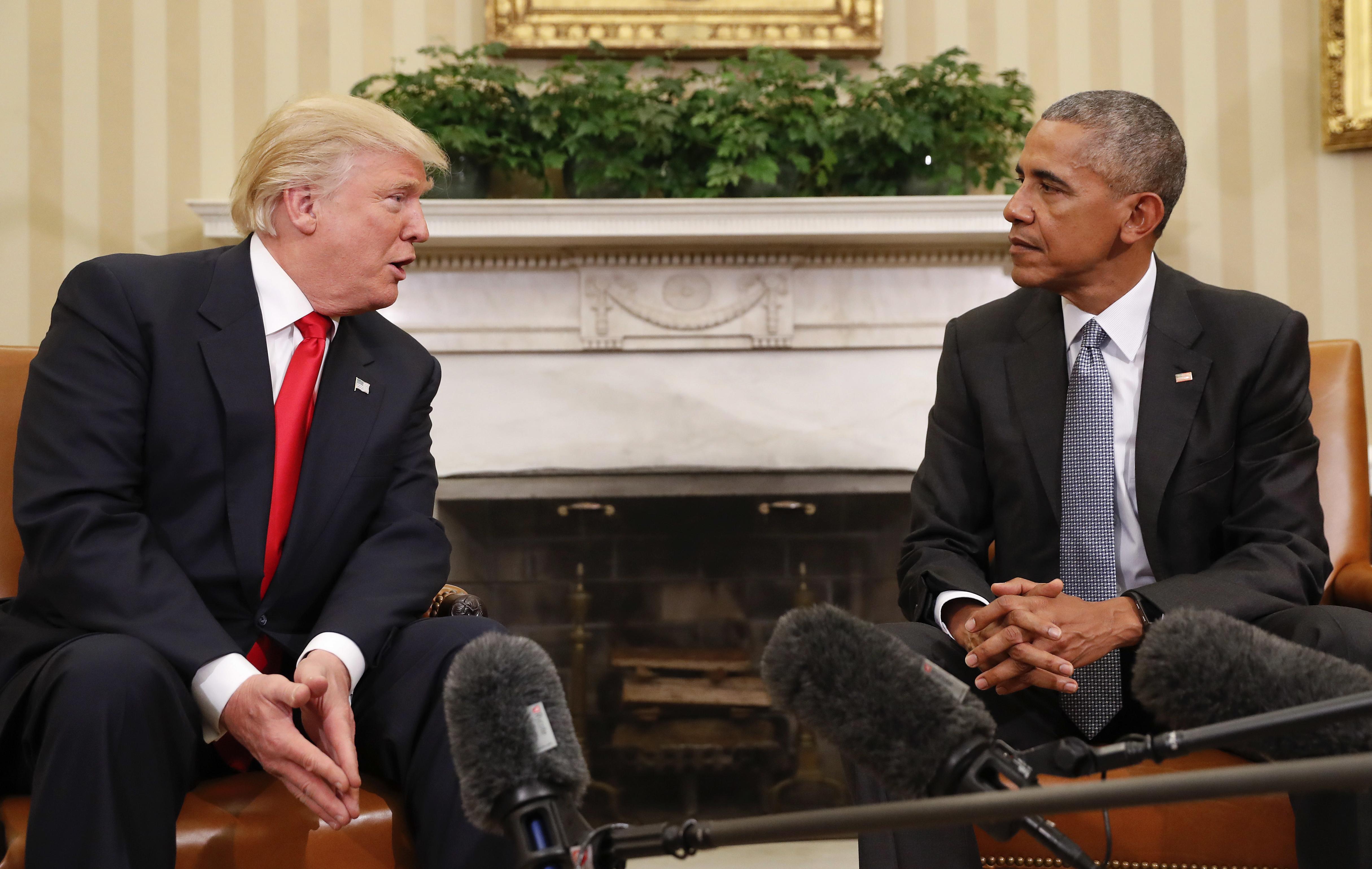 Obama DOJ declined 'defensive briefing' for Trump campaign on Russia