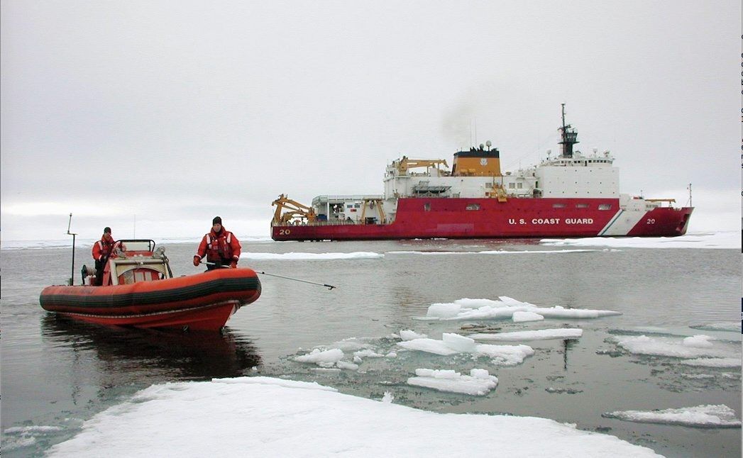 Inside the Beltway: A new Cold War heats up in the Arctic