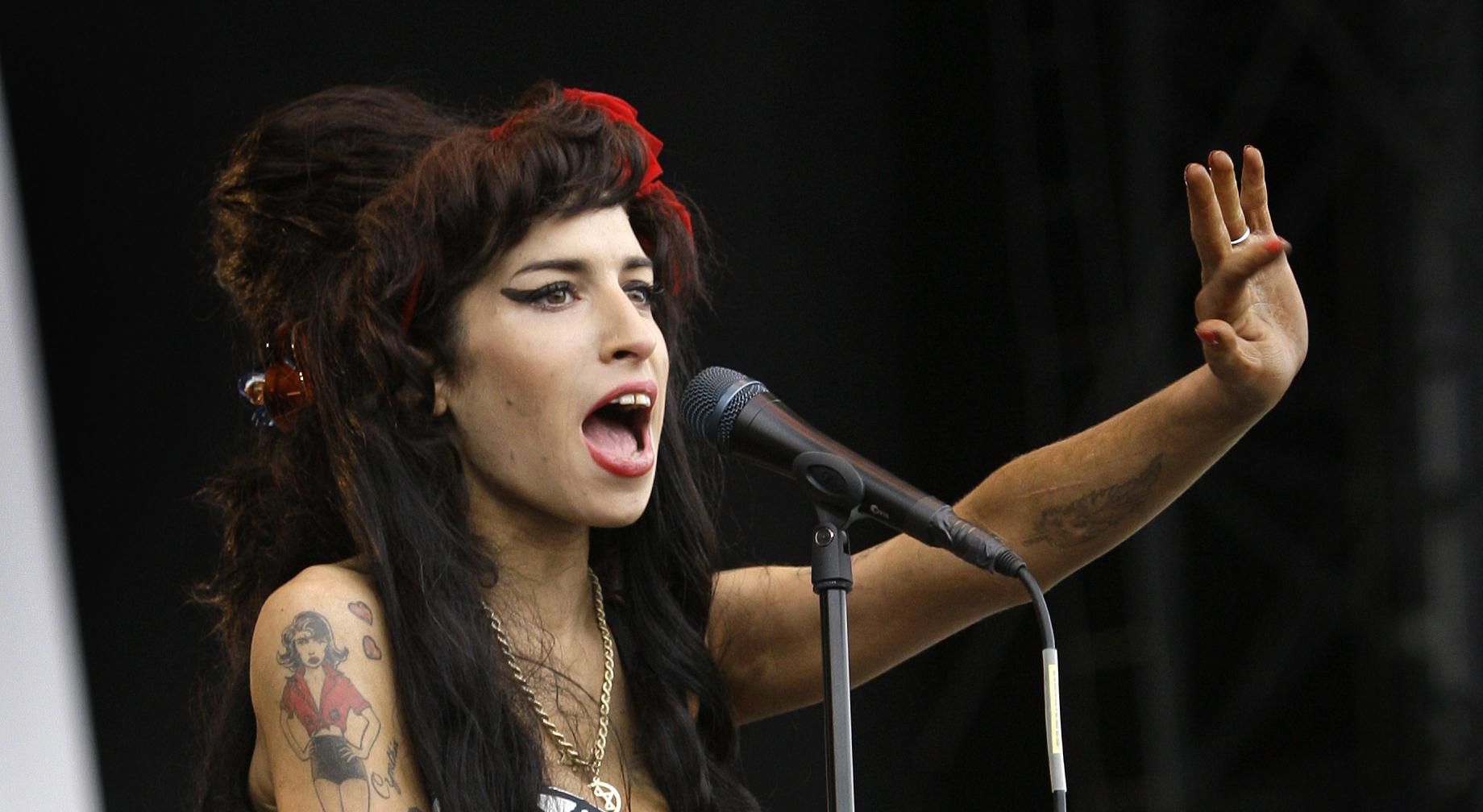 Amy Winehouse Leaked Photos ap exclusive: amy winehouse exhibit to open at grammy museum