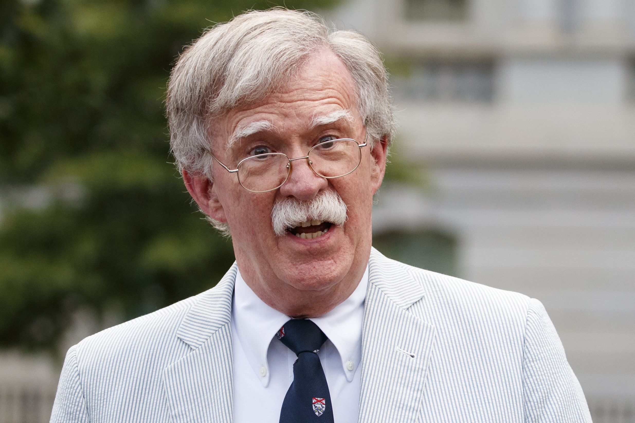 John Bolton's book to detail Trump's motives behind freeze on Ukraine aid: Reports