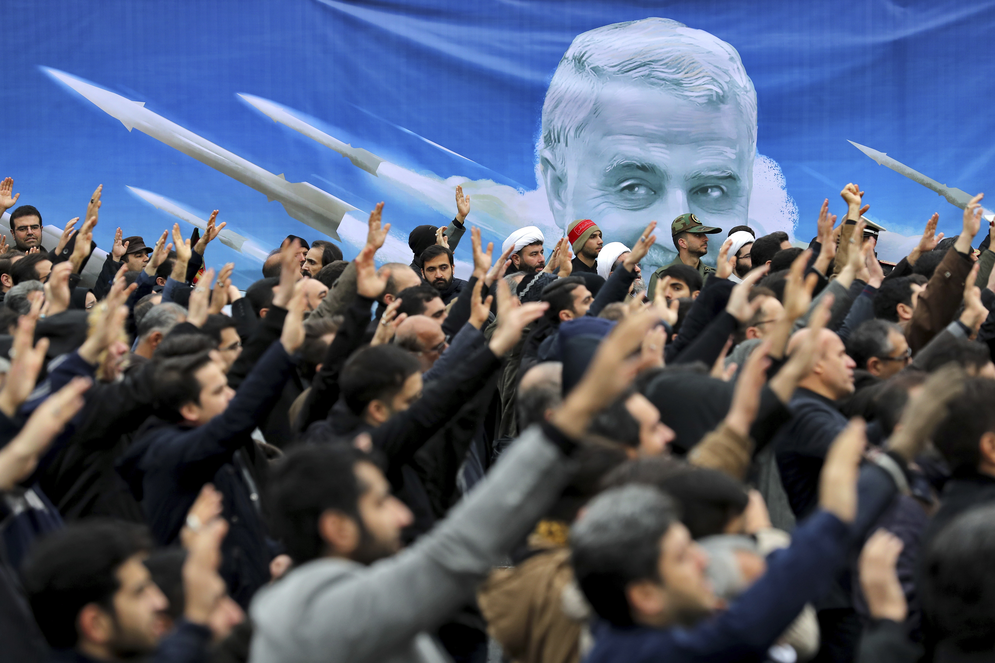 Questions abound for Iranian military in wake of Soleimani killing