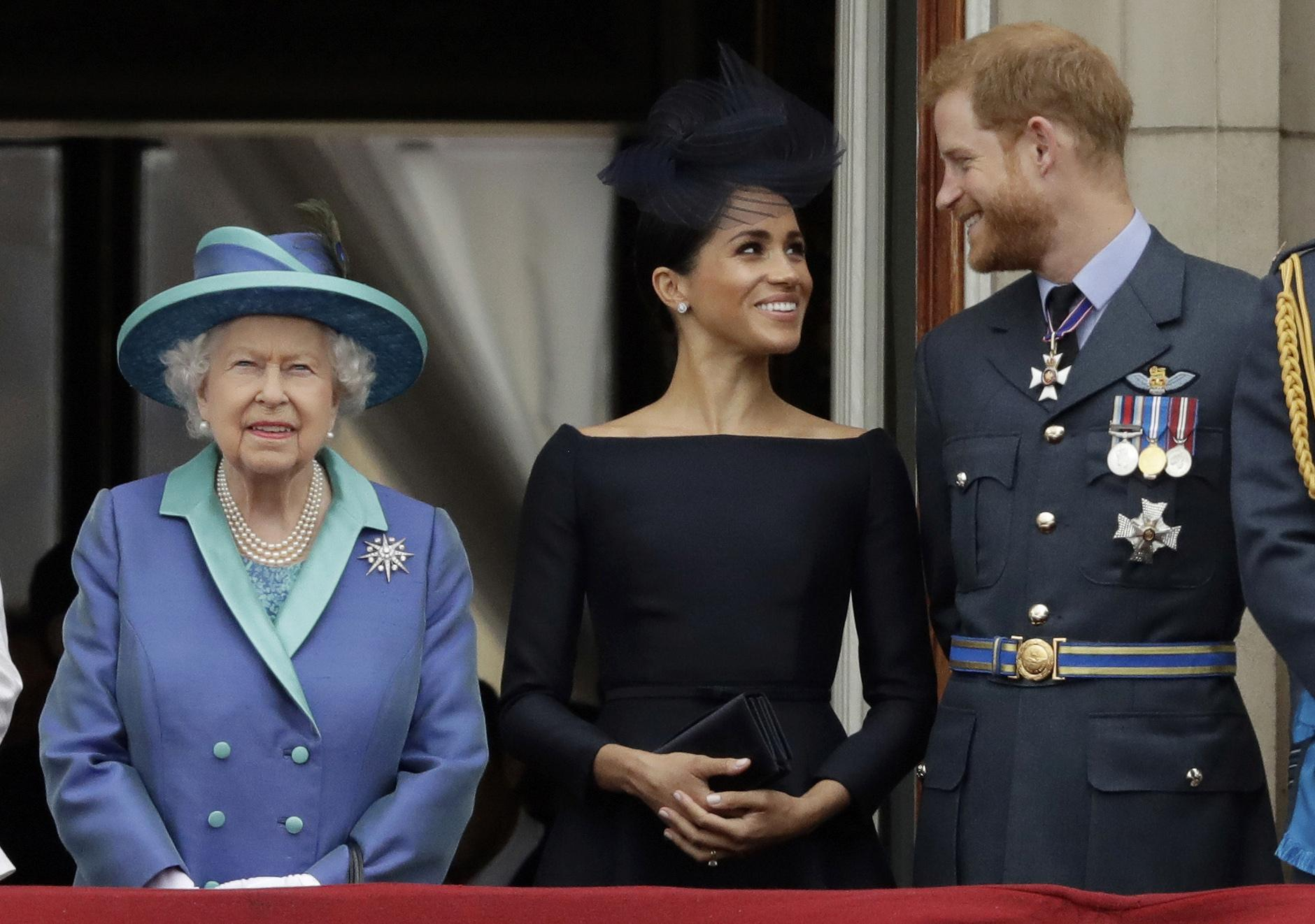 For Harry and Meghan, the fairy-tale is over and the circus begins