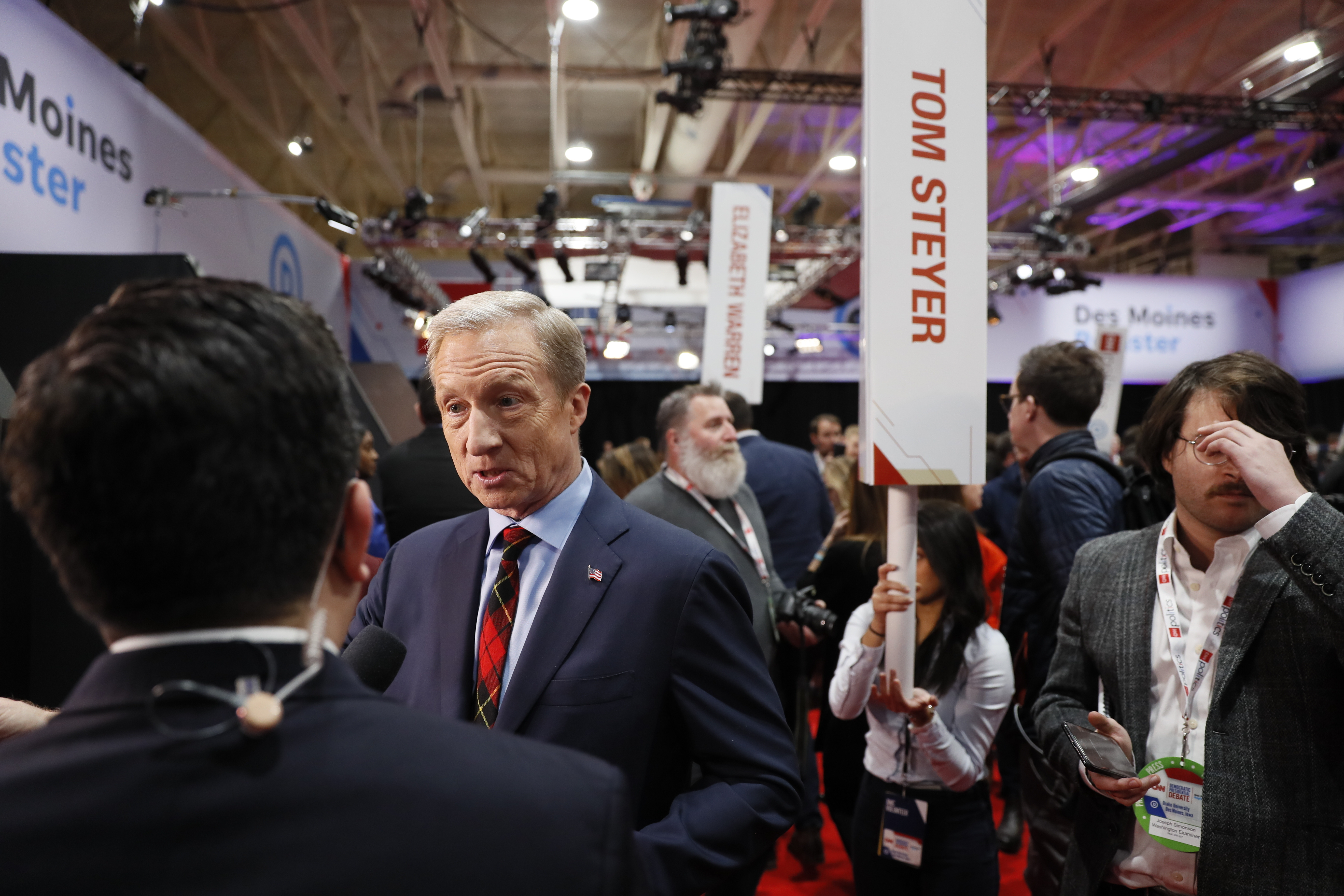 An open letter to Tom Steyer about his presidential candidacy