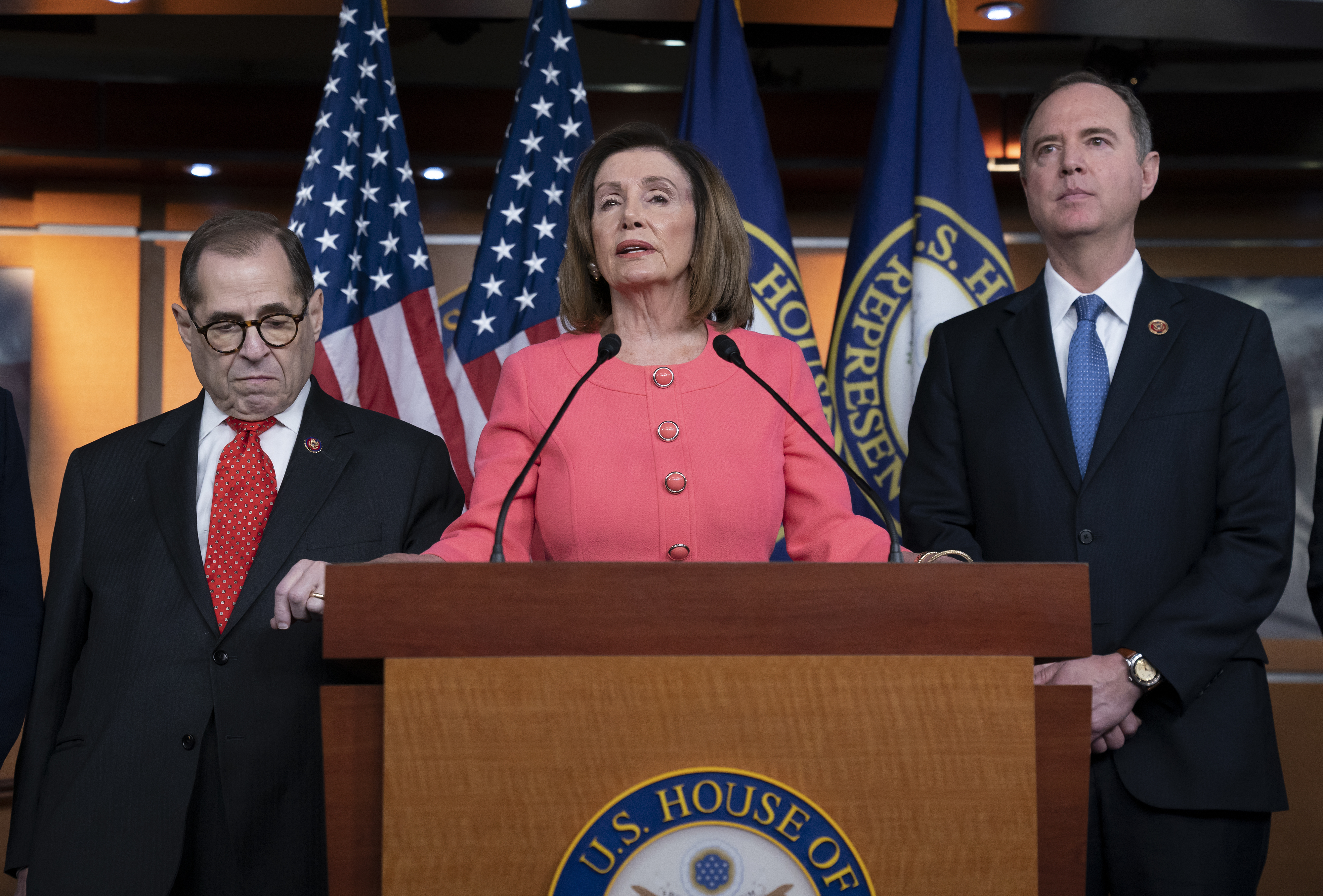 House Democrats kick off election year with head start in fundraising