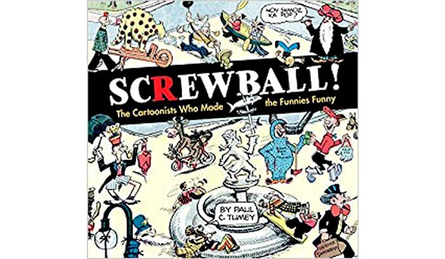 BOOK REVIEW: 'Screwball!'