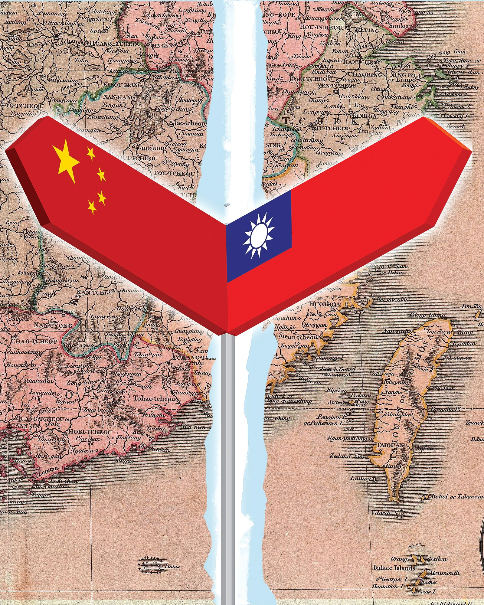 The people of Taiwan have a country and are dedicated to keeping it