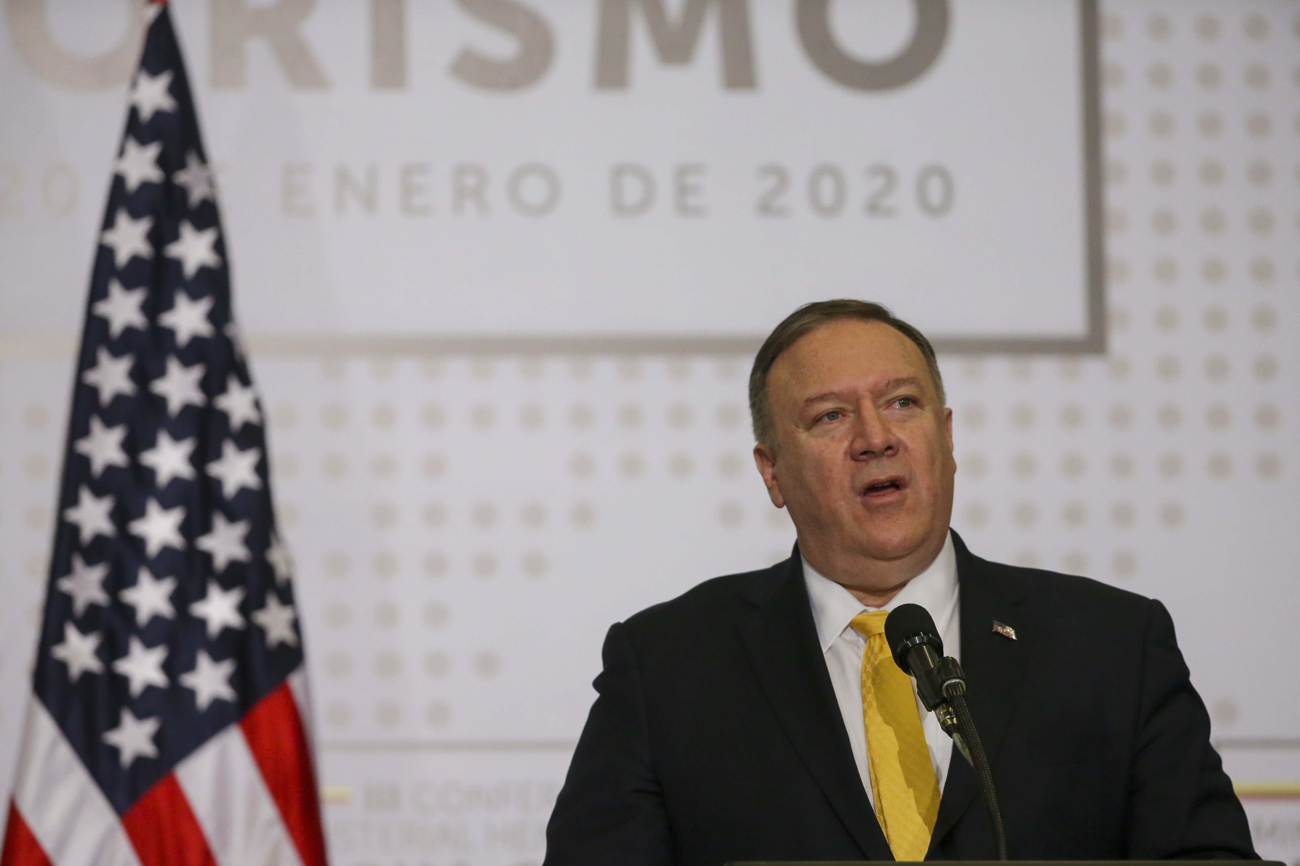 Pompeo defends himself against NPR reporter's claim he shouted at her