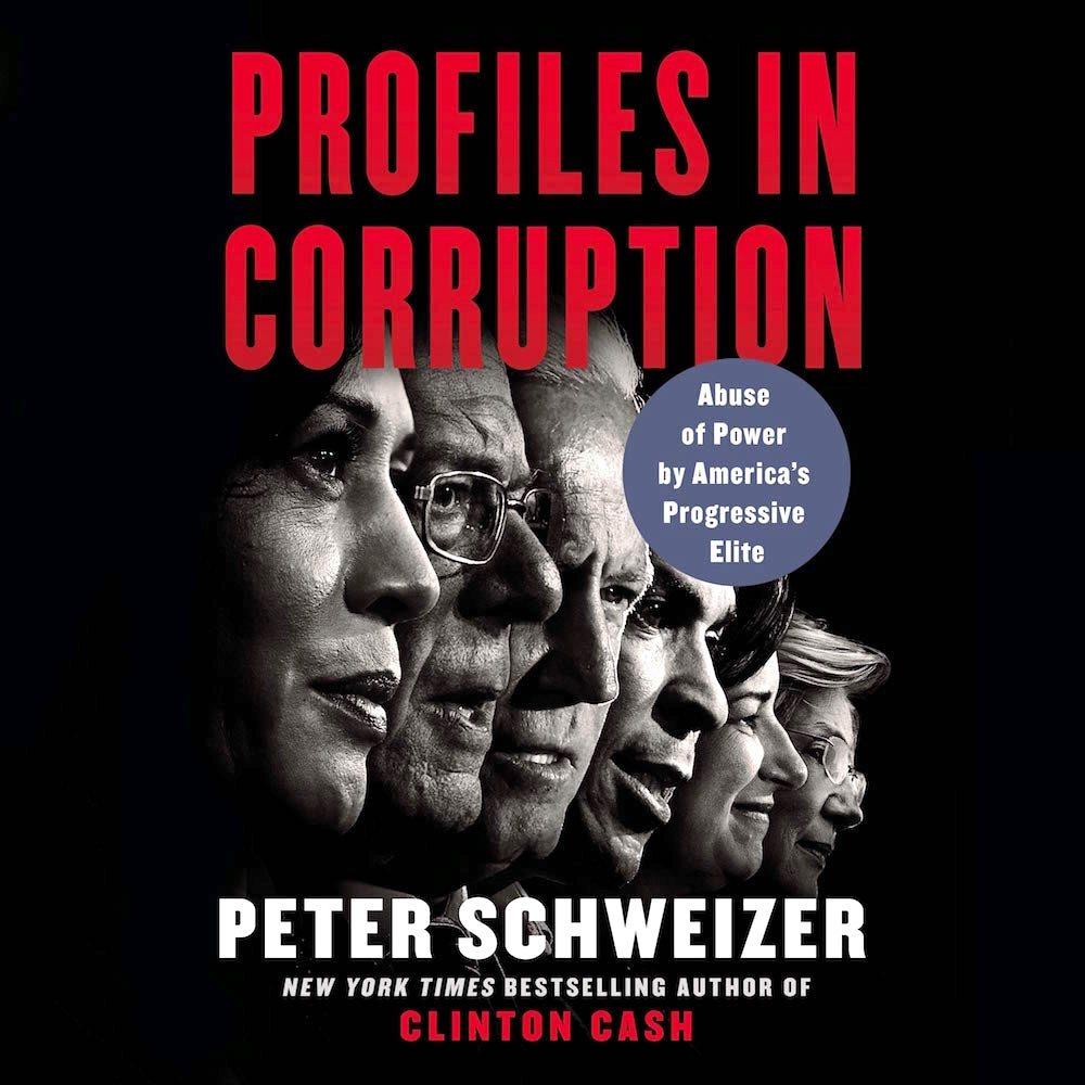 Inside the Beltway: Profiles in corruption: Schweizer strikes again