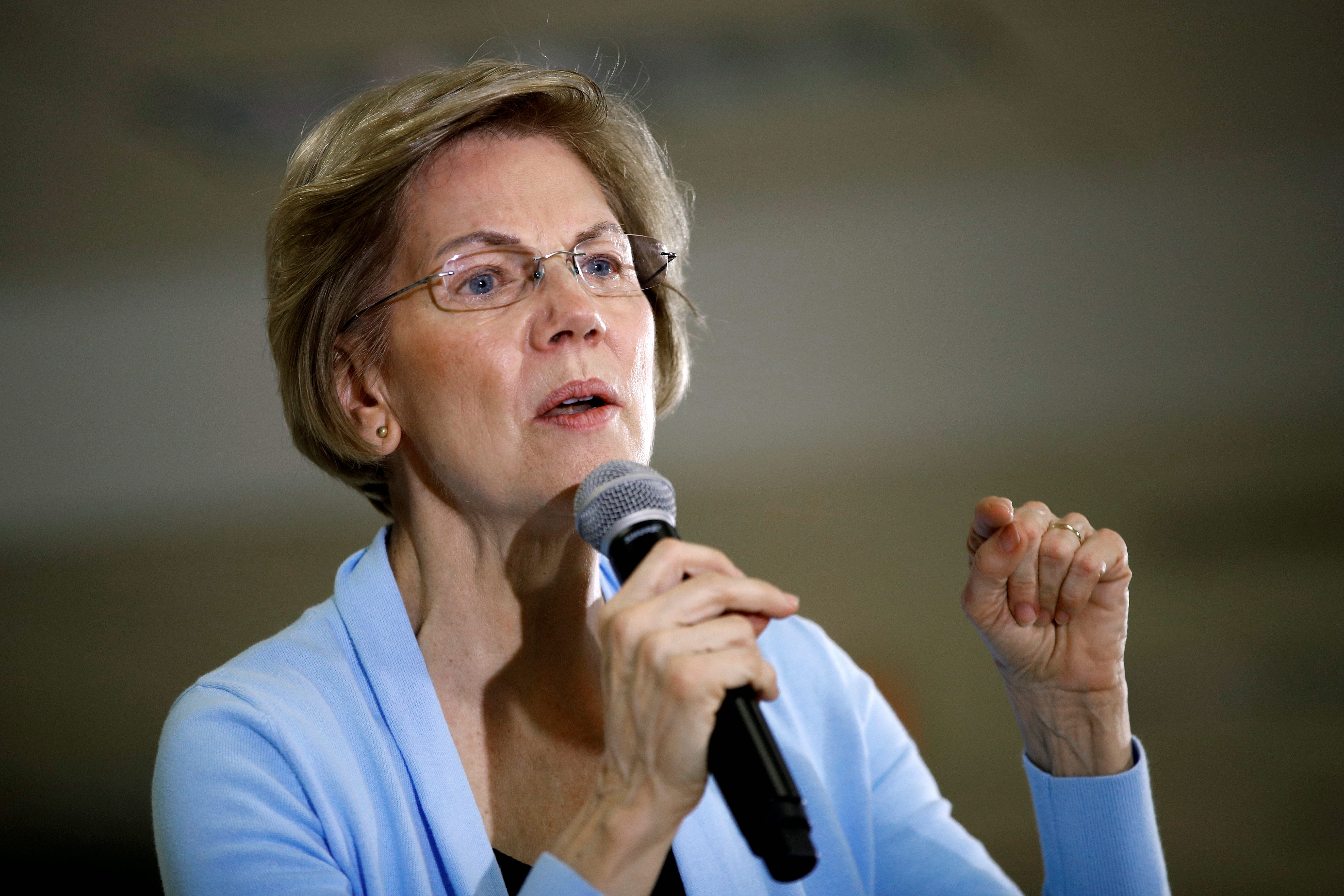 Pathological liar Elizabeth Warren thinks presidential candidates shou