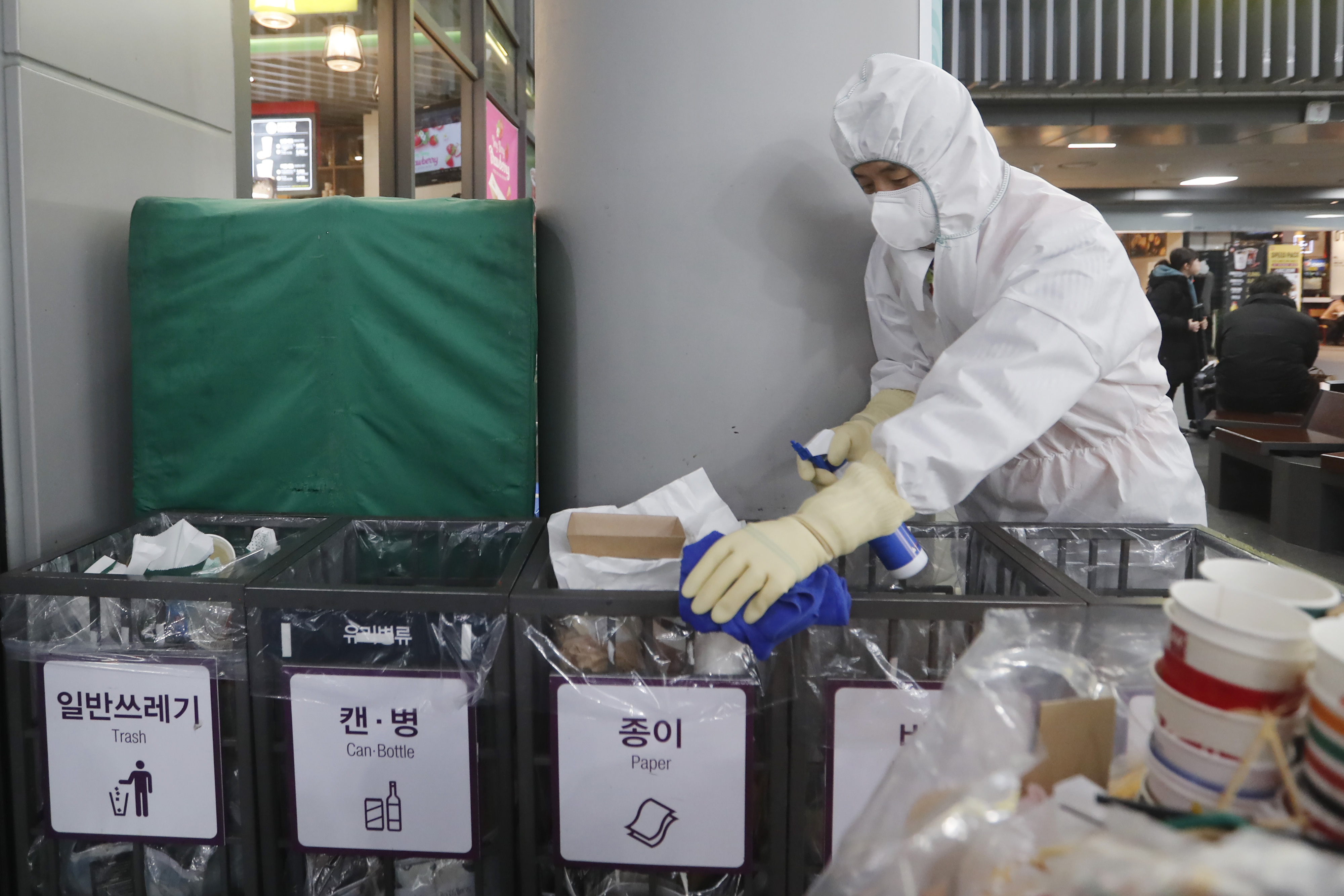 Senators encourage China's 'cooperation and transparency' after briefing on coronavirus outbreak