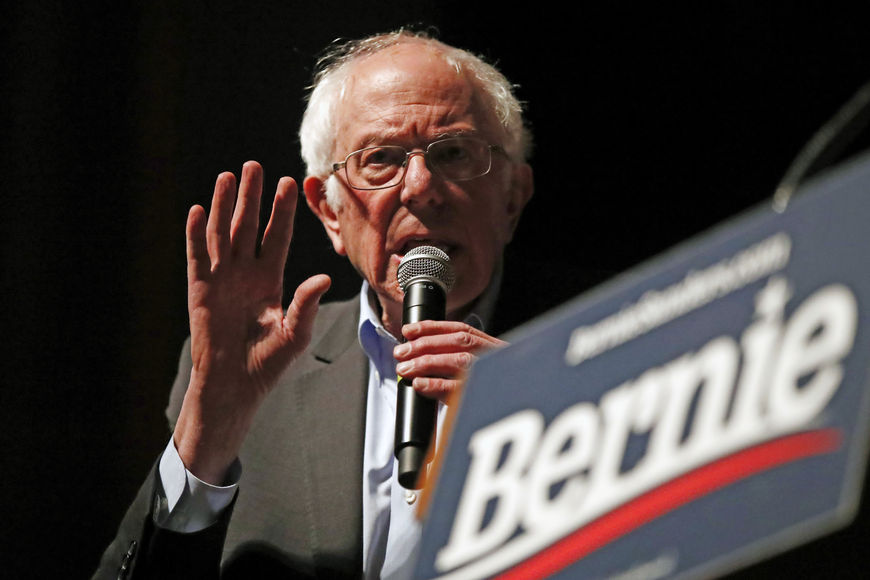 Bernie Sanders leads in Iowa: New York Times/Siena College poll