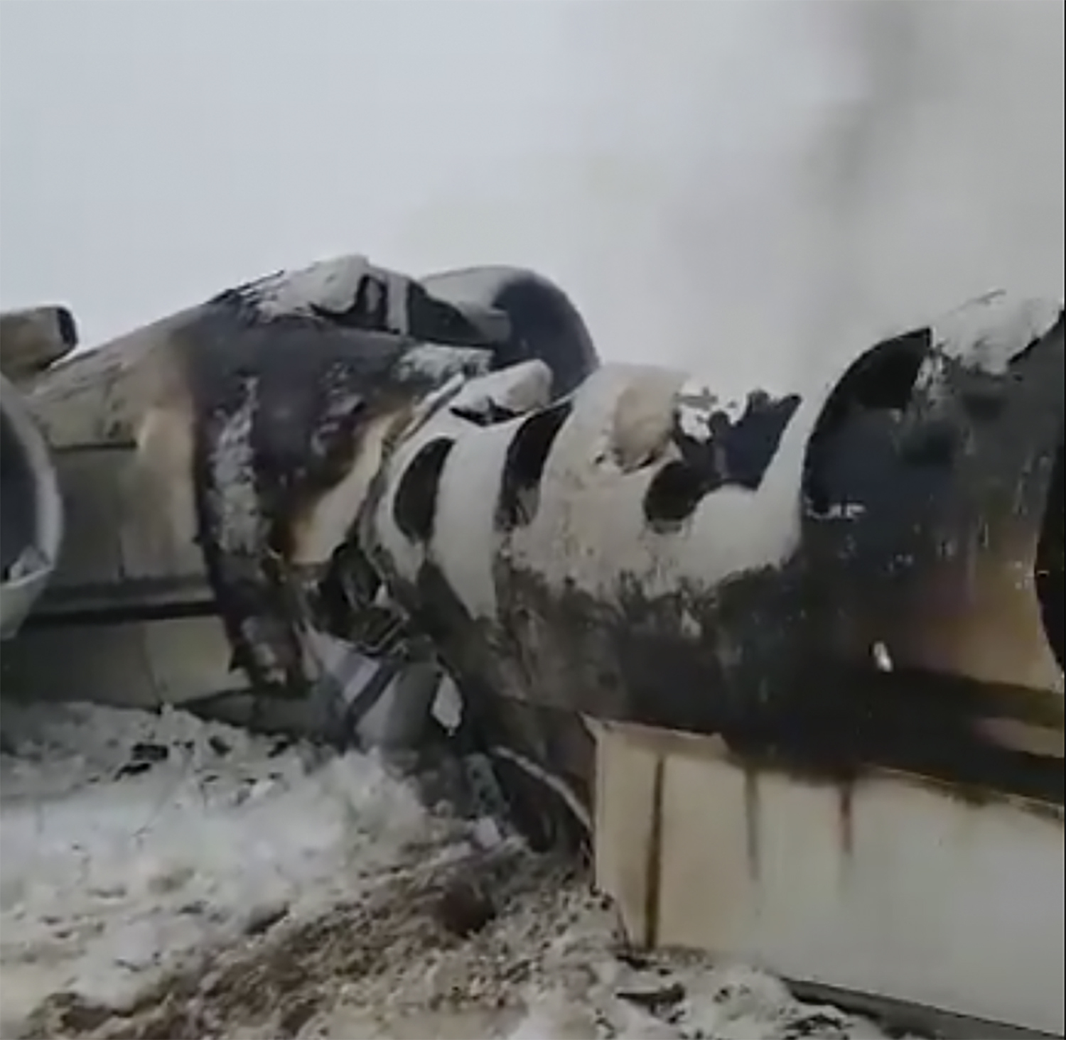 Taliban claims U.S. military plane crashed in Afghanistan