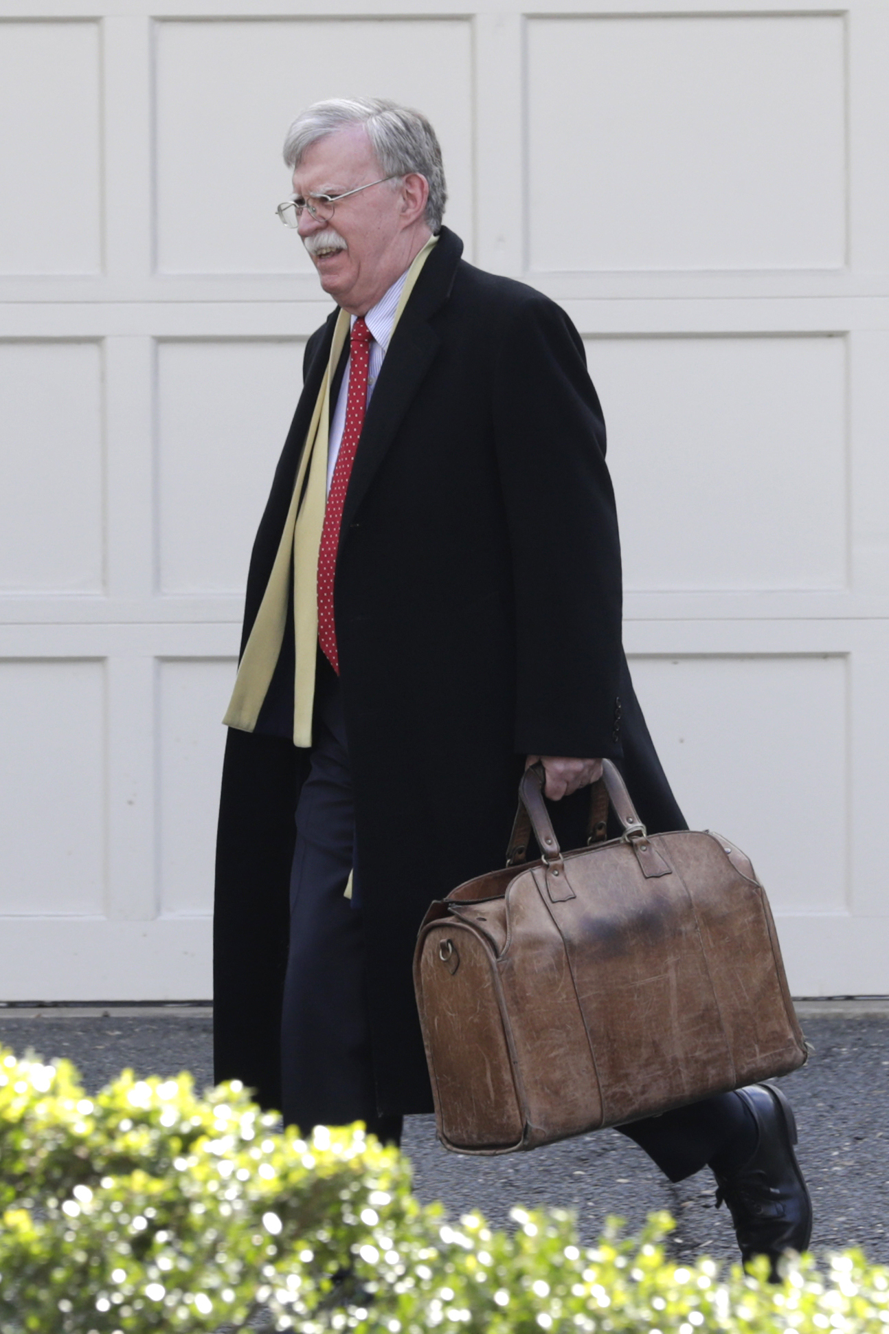 Eliot Engel says John Bolton urged him in September to probe ouster of Ukraine ambassador