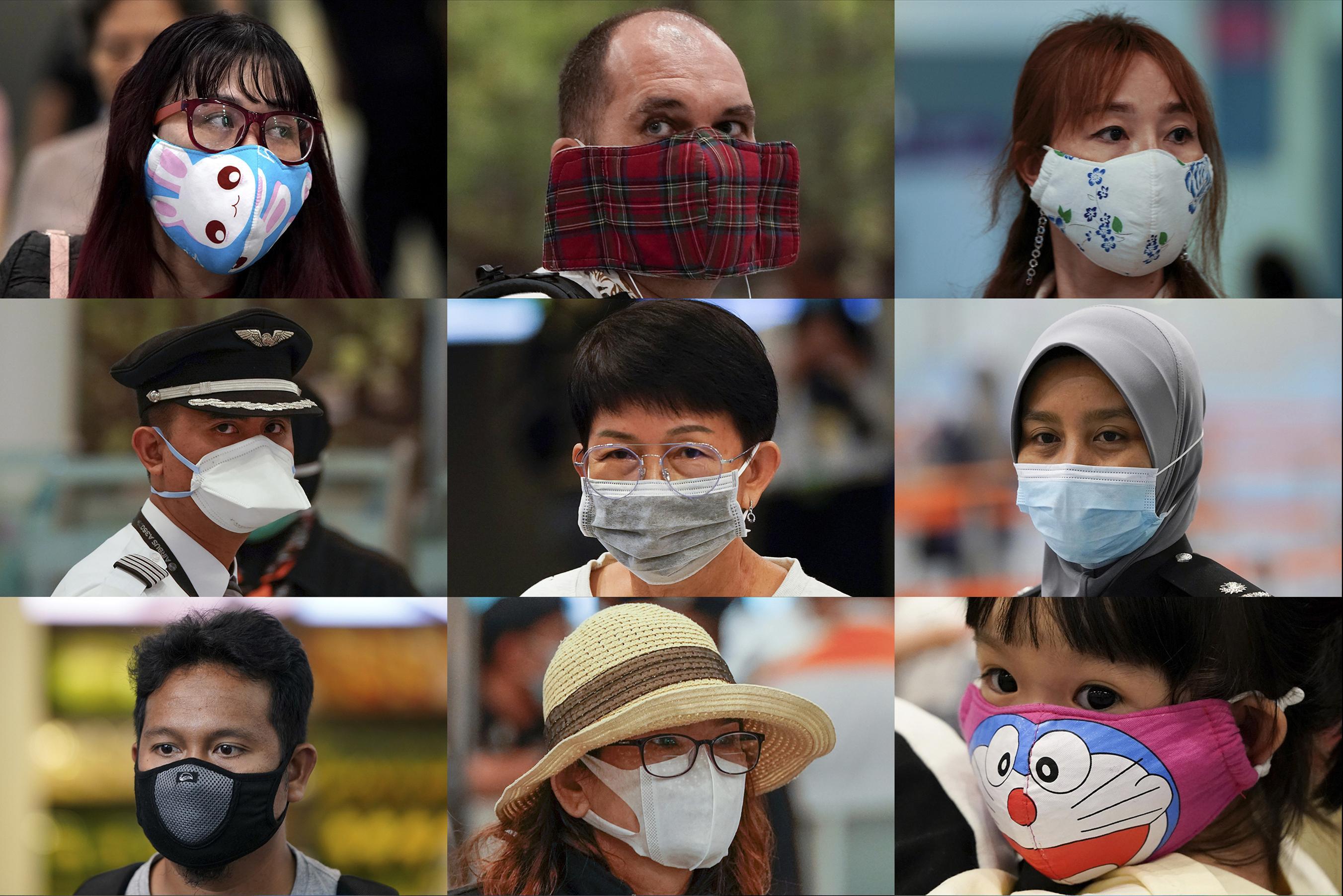 Masks Coronavirus Offer Times - Protection Washington Do