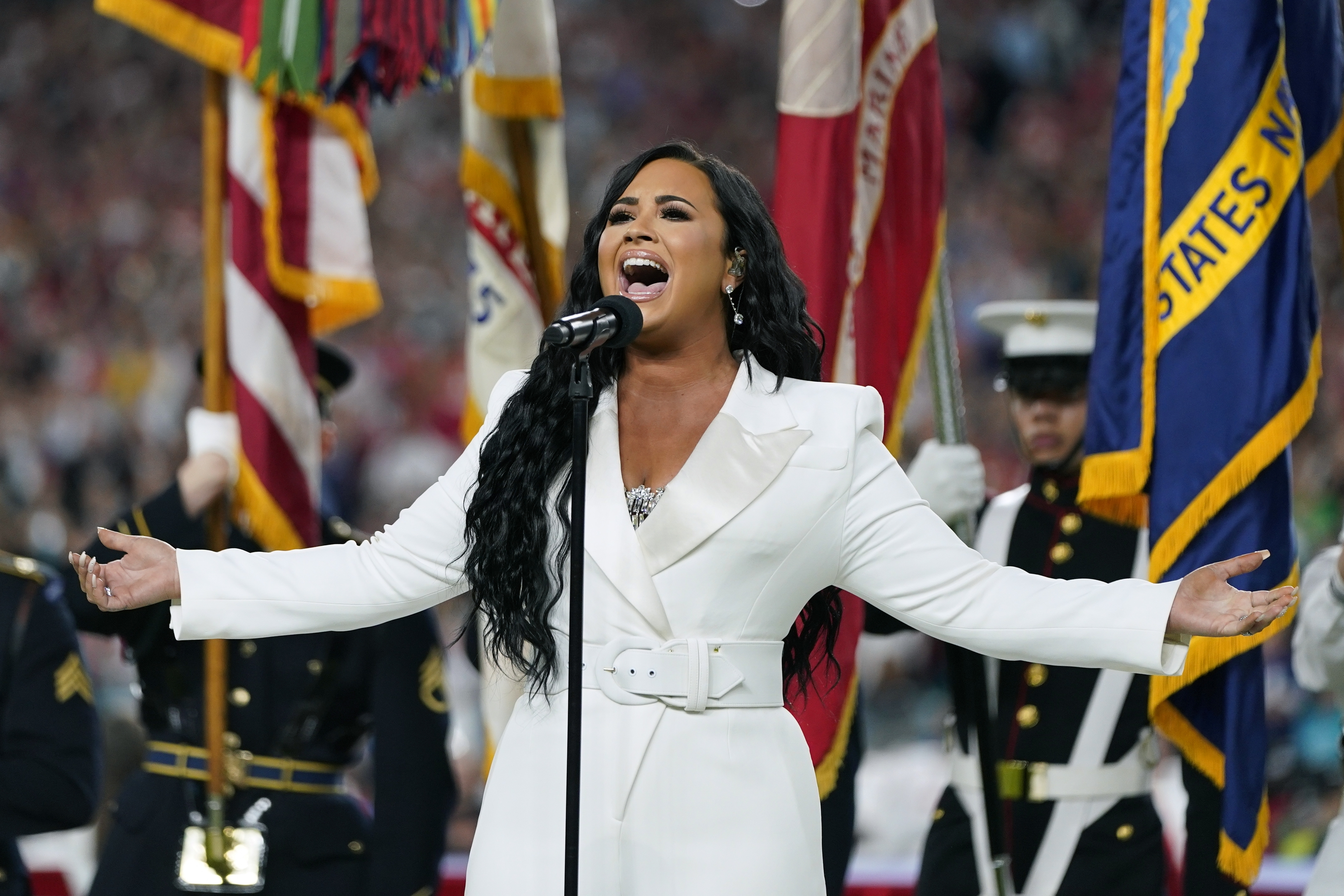 How much was the bet of demi lovato on superbowl guingamp vs nantes betting predictions today
