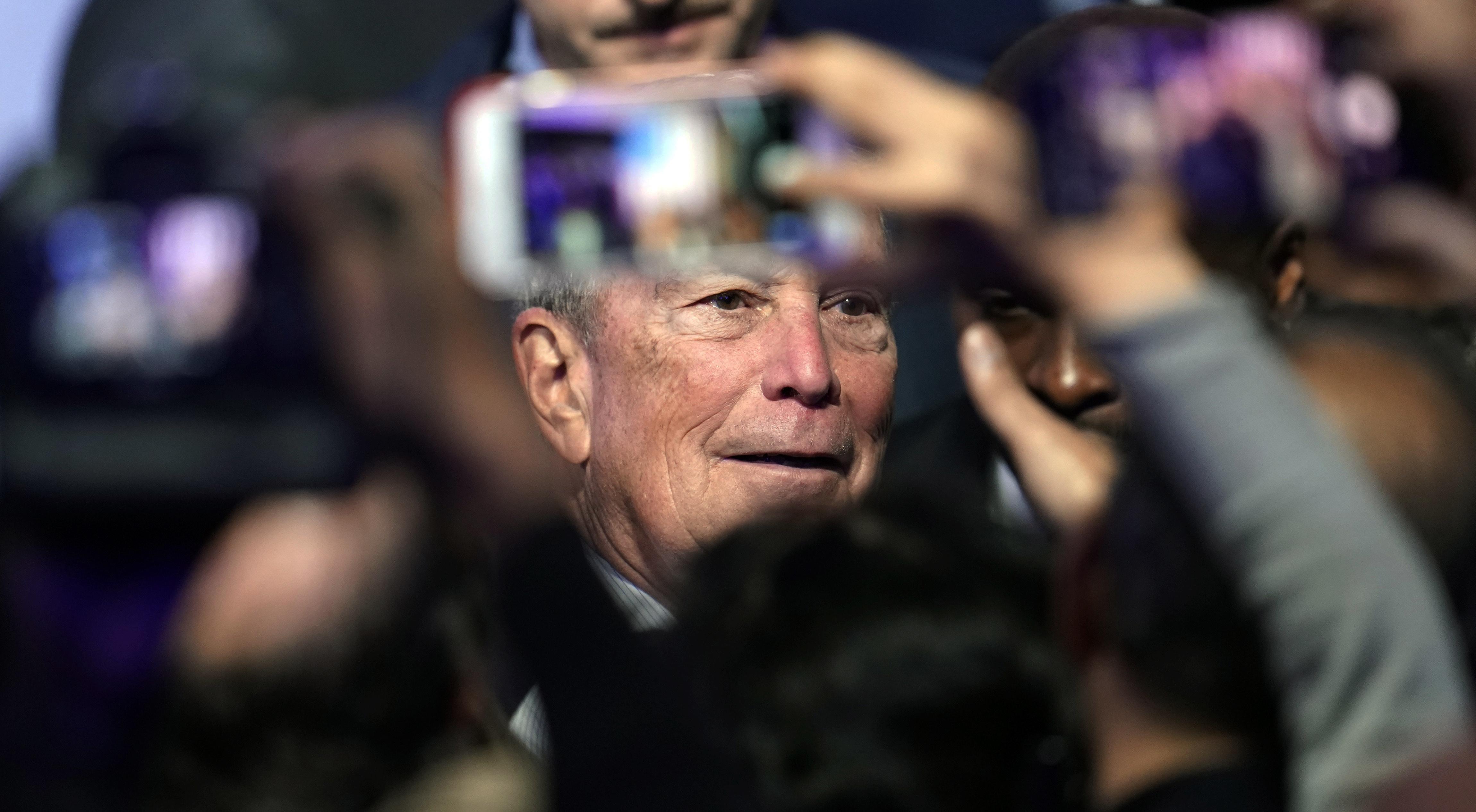 Mike Bloomberg Video Belittles Farming Factory Jobs As Having Less Gray Matter Washington Times