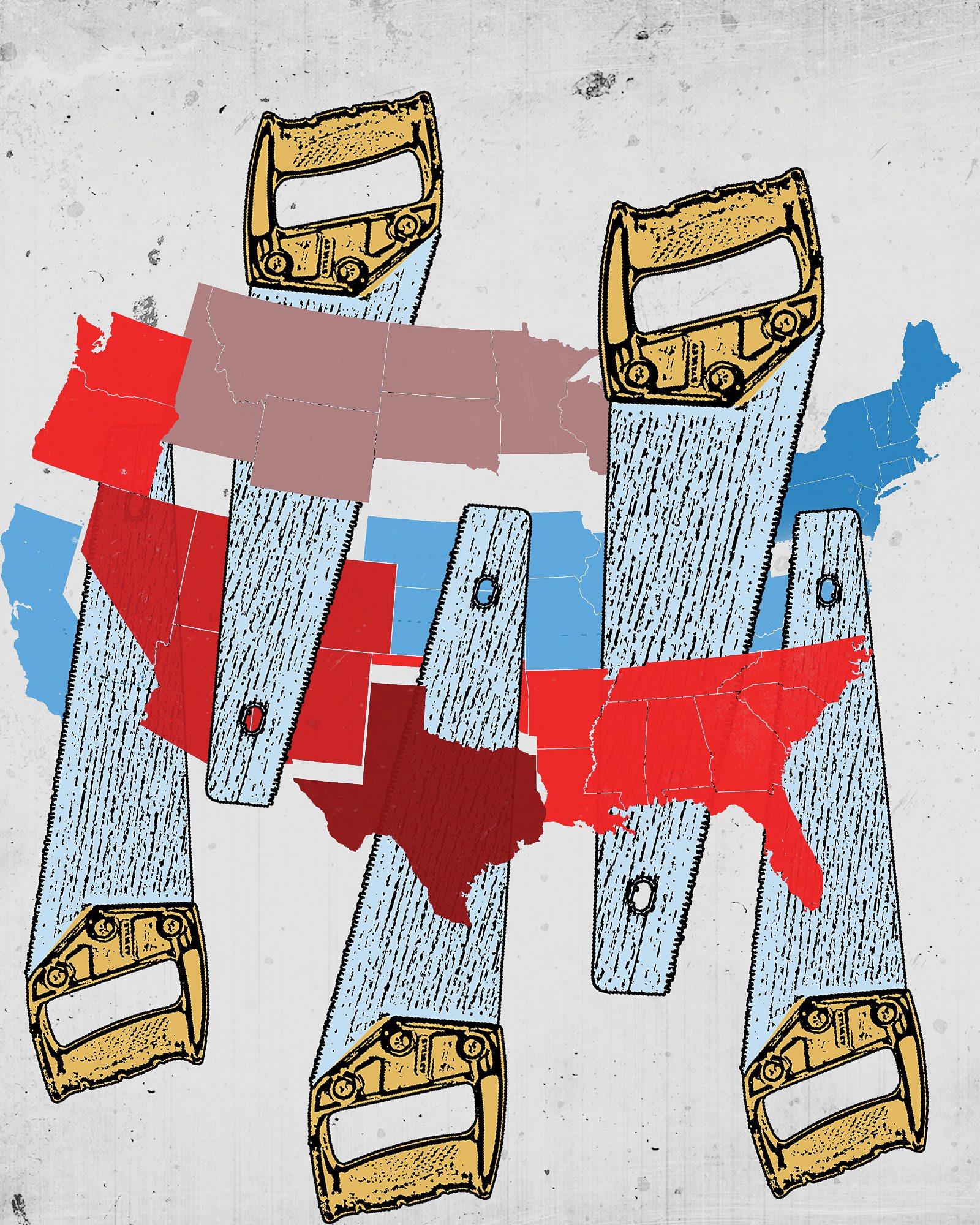 Embracing the state secession movement: 'Make America small again'