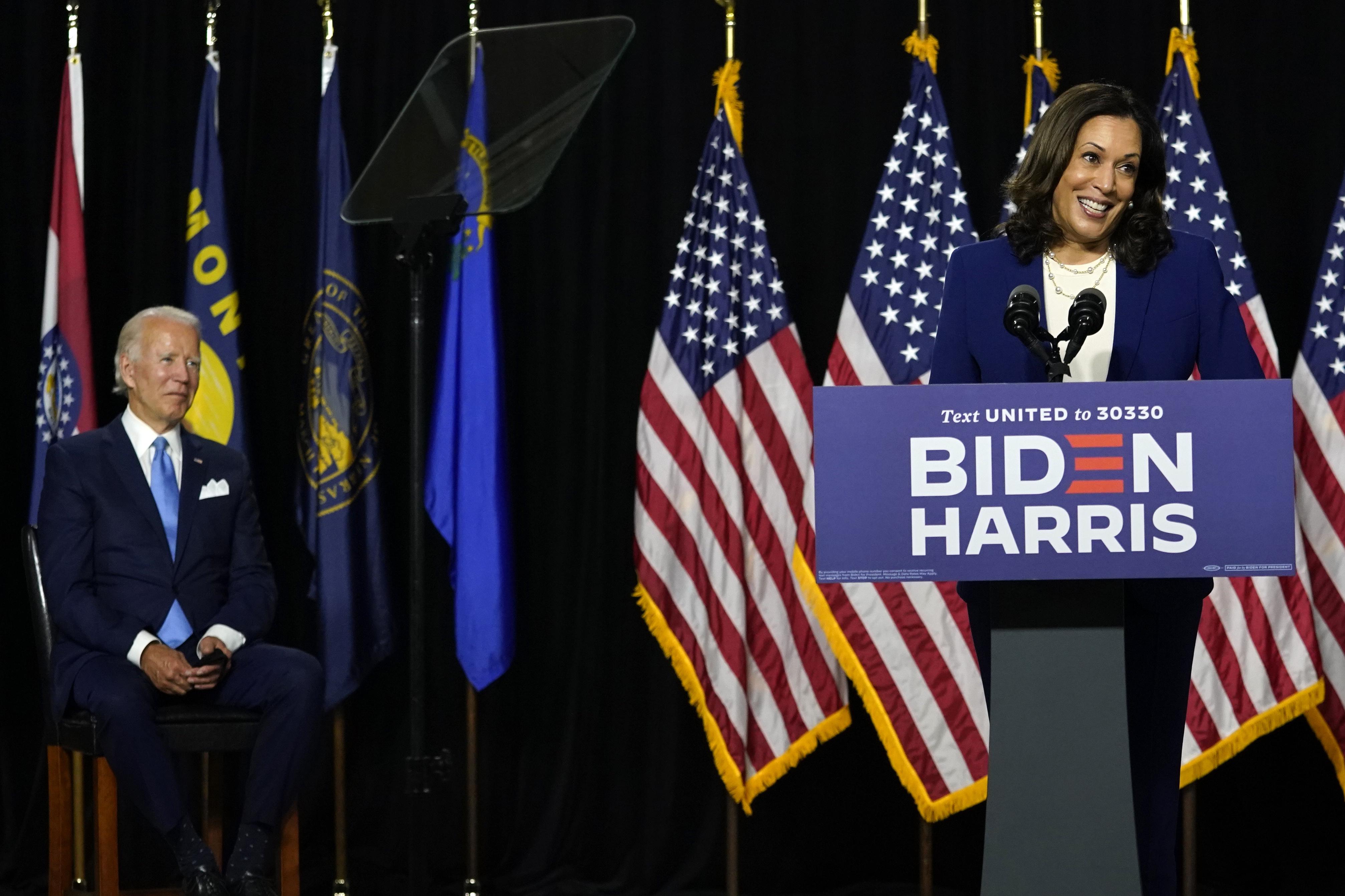 Kamala Harris Joe Biden Align On Return To Obama Era Foreign Policy Washington Times