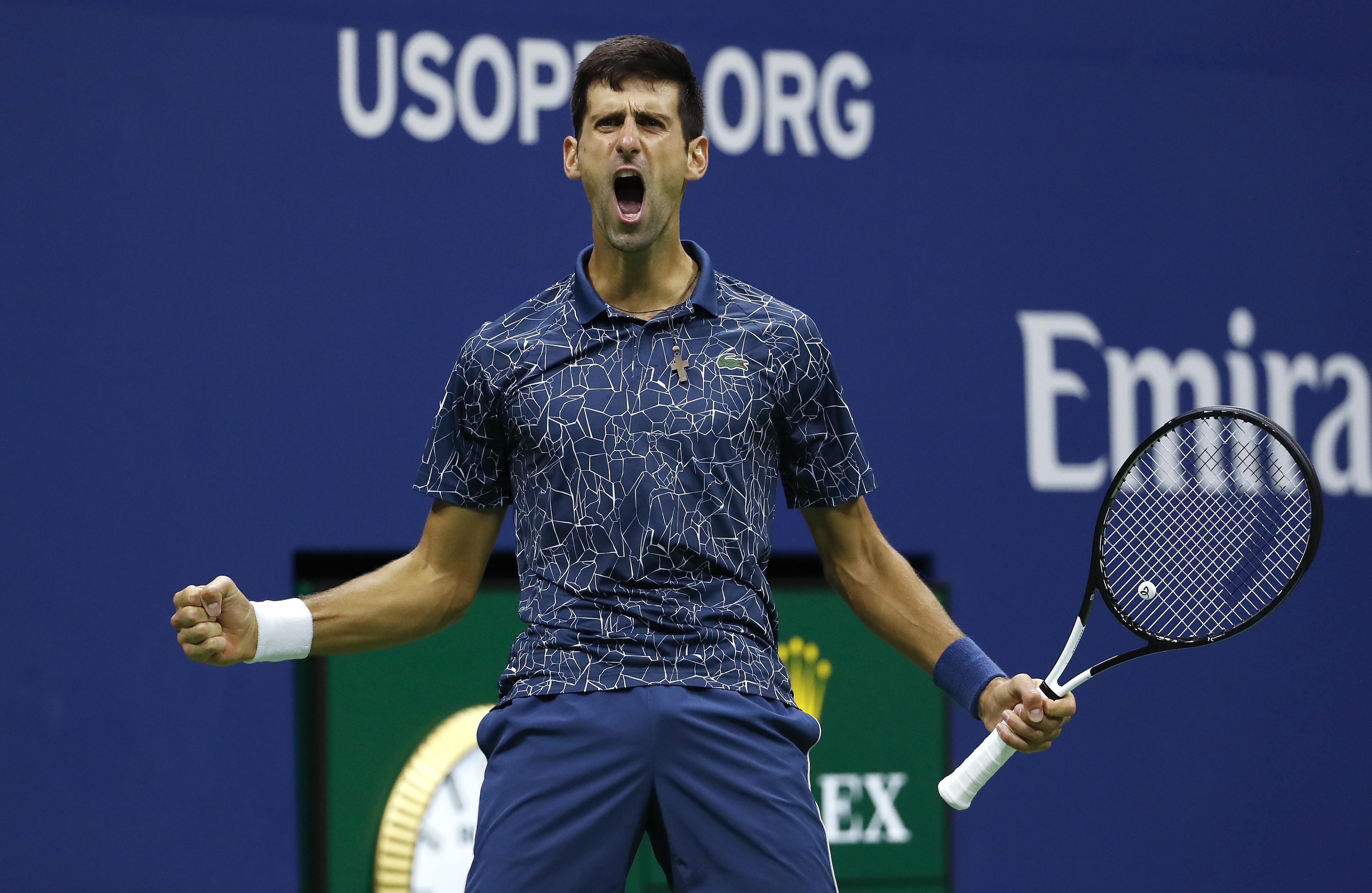 No 1 Novak Djokovic Says He Ll Play At U S Open After All Washington Times