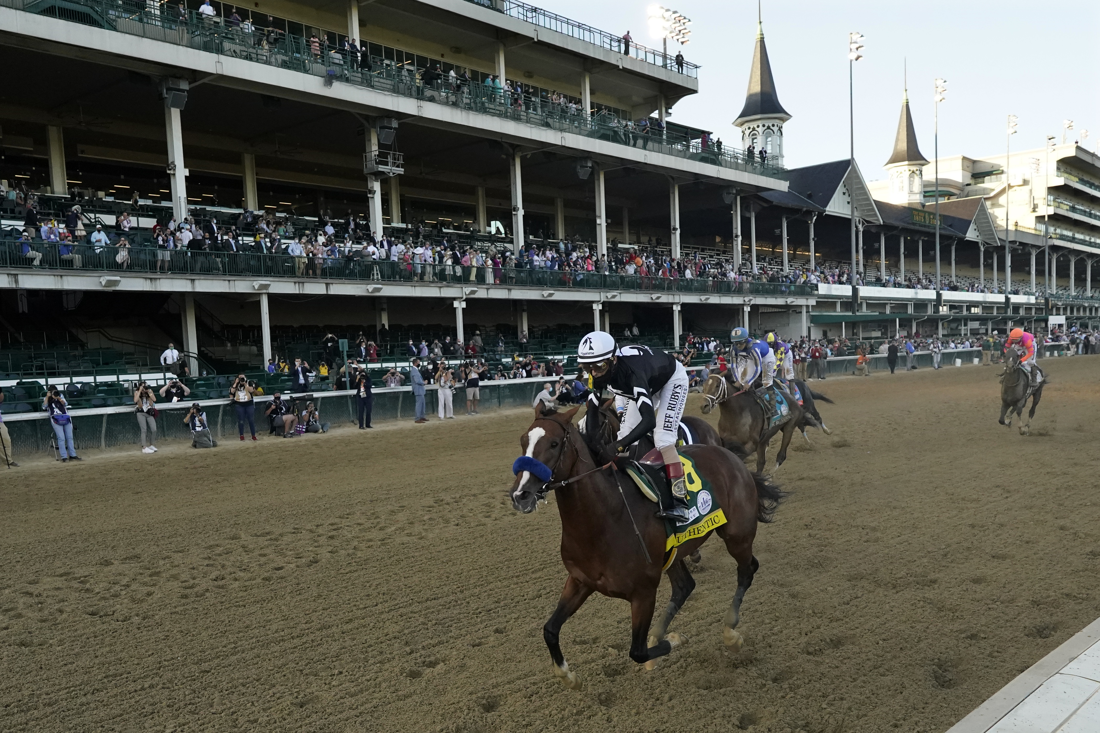 Kentucky Derby Draws Big Ratings Down From Last Year Washington Times