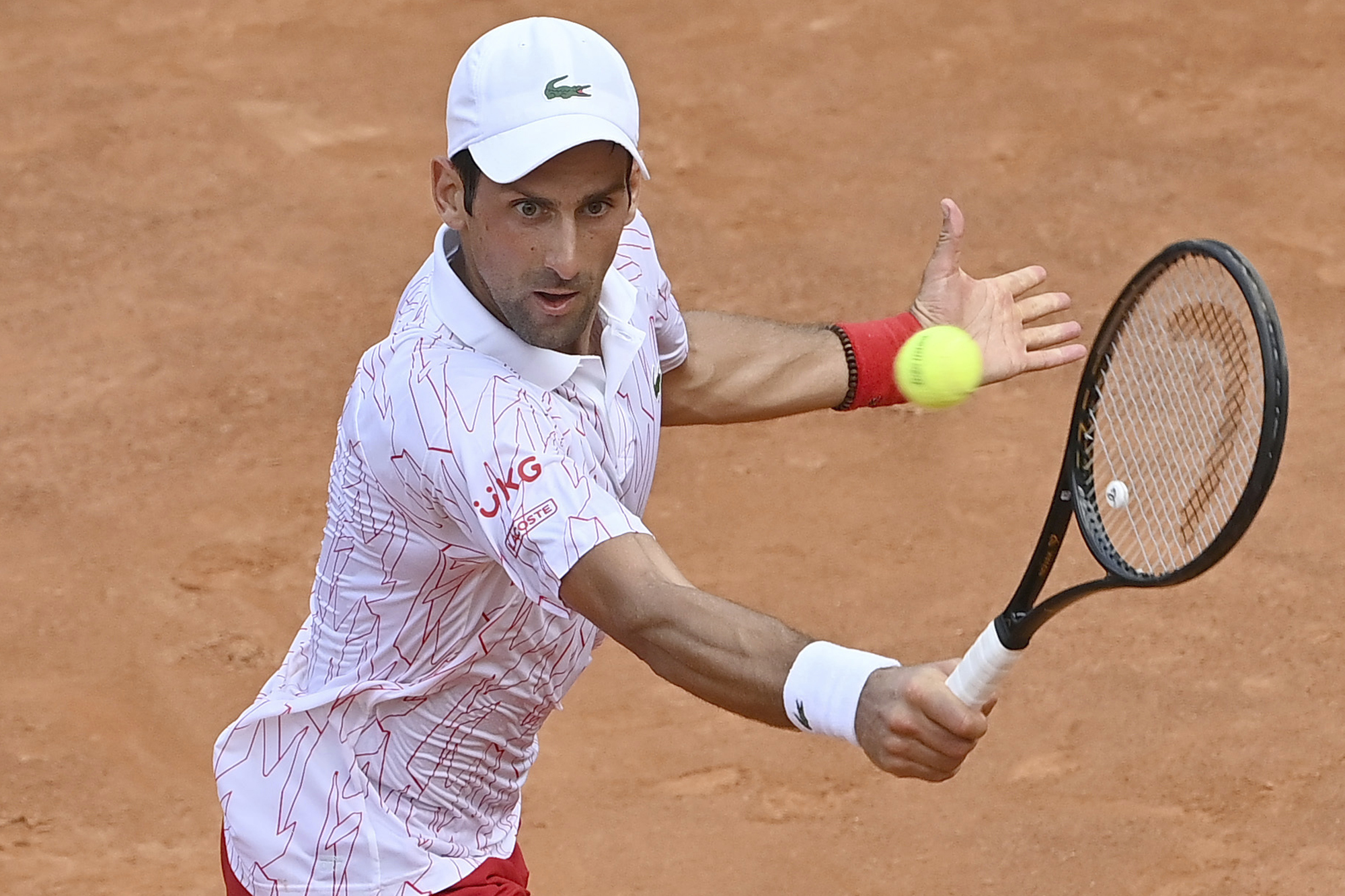 Novak Djokovic Wins Rome Title I Moved On After Us Open Default Washington Times