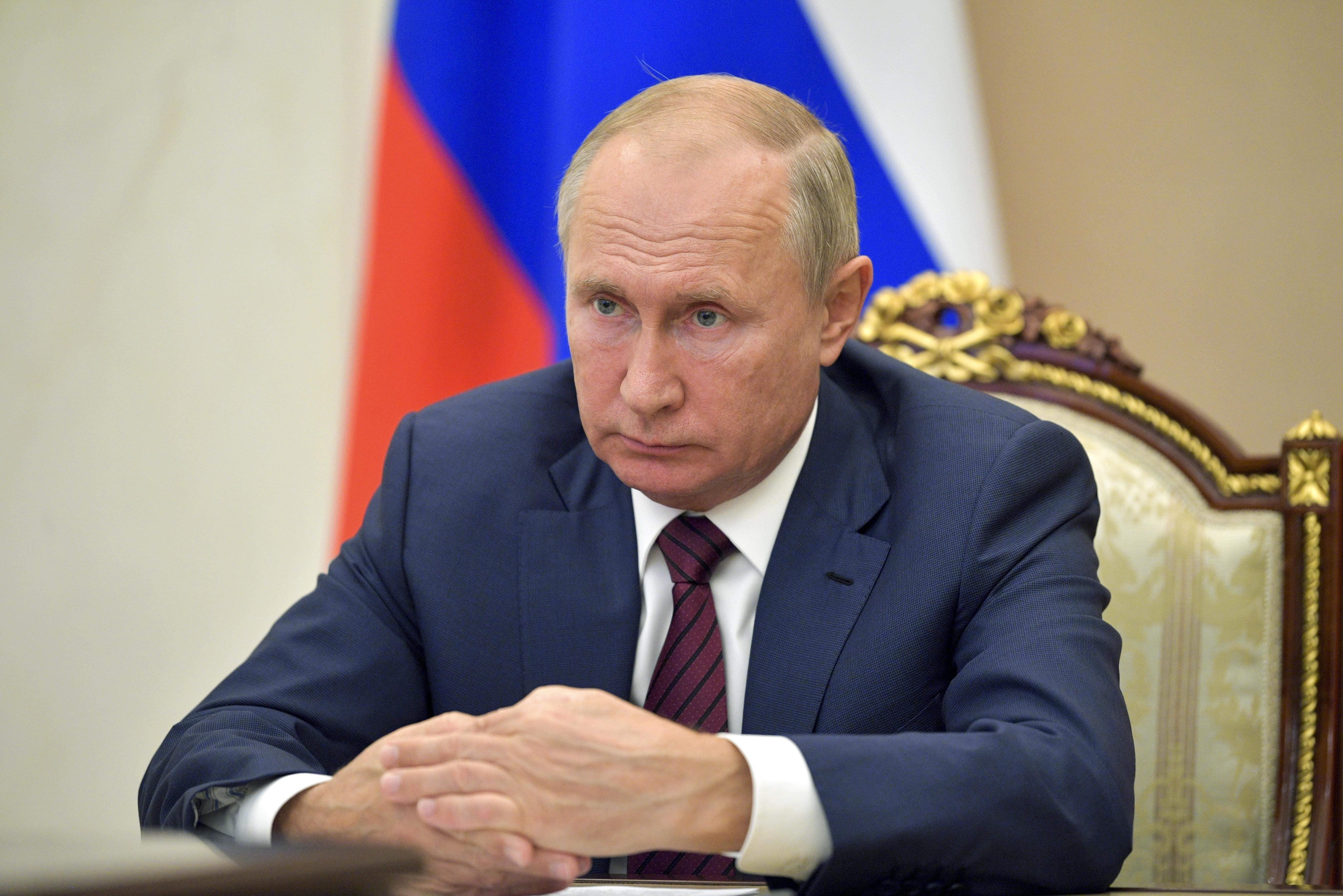 Putin To Step Down In January Amid Parkinson S Concerns Report Washington Times